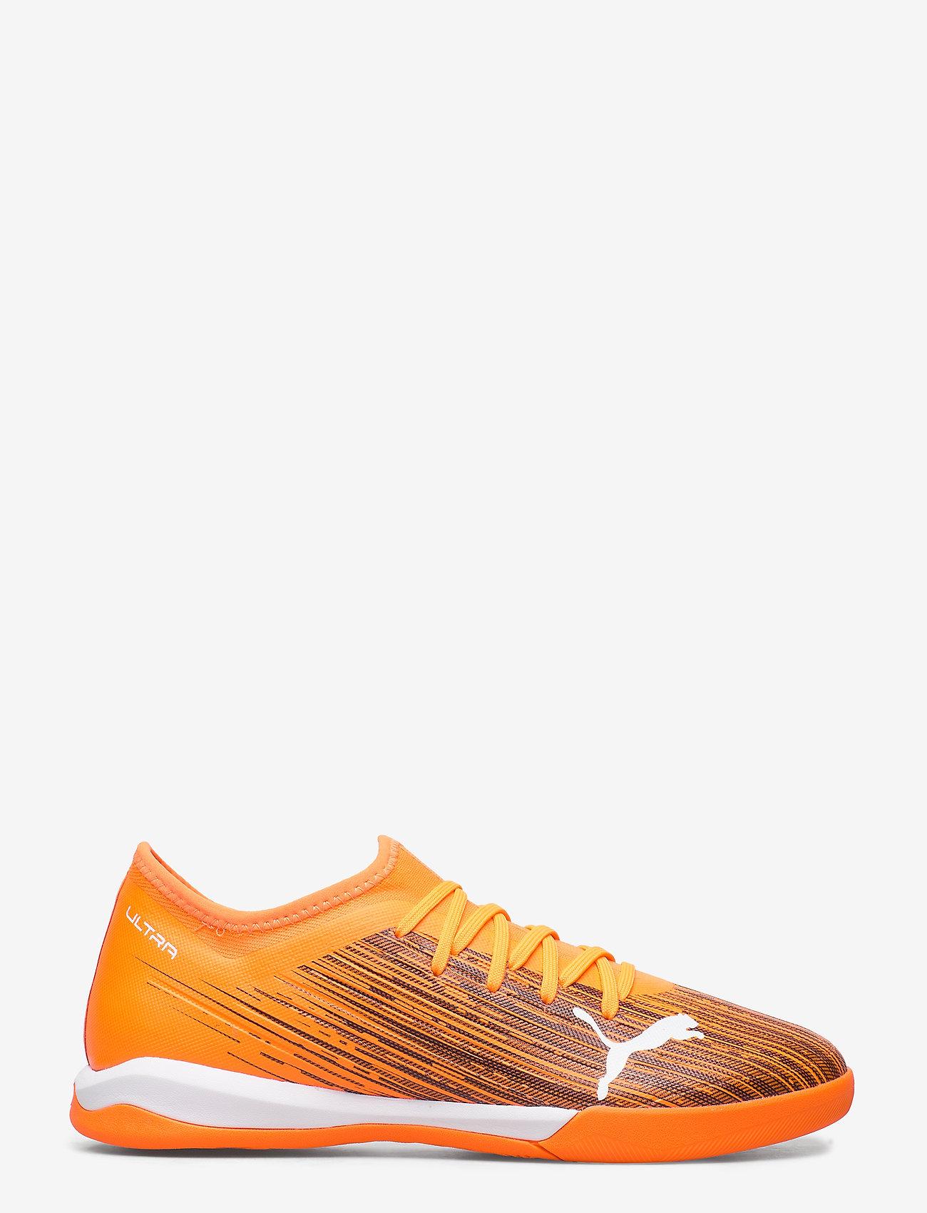 PUMA - ULTRA 3.1 IT - fodboldsko - shocking orange-puma black - 1