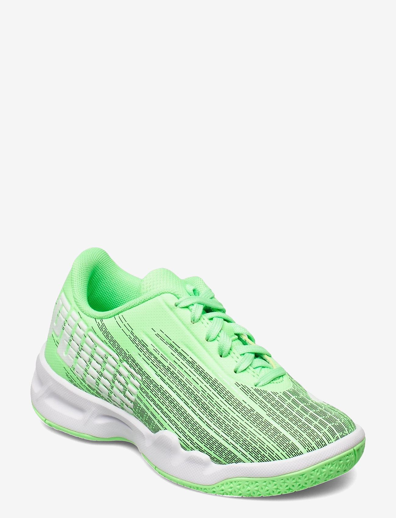 PUMA - Adrenalite 4.1 Jr - träningsskor - elektro green-puma white - 0