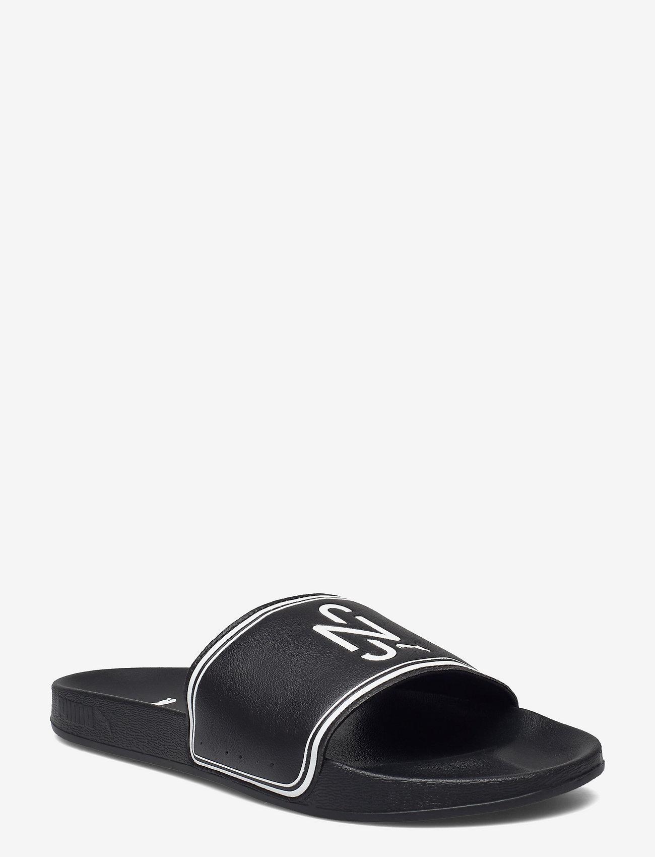 PUMA - Leadcat FTR NJR - shoes - puma black-puma white - 0