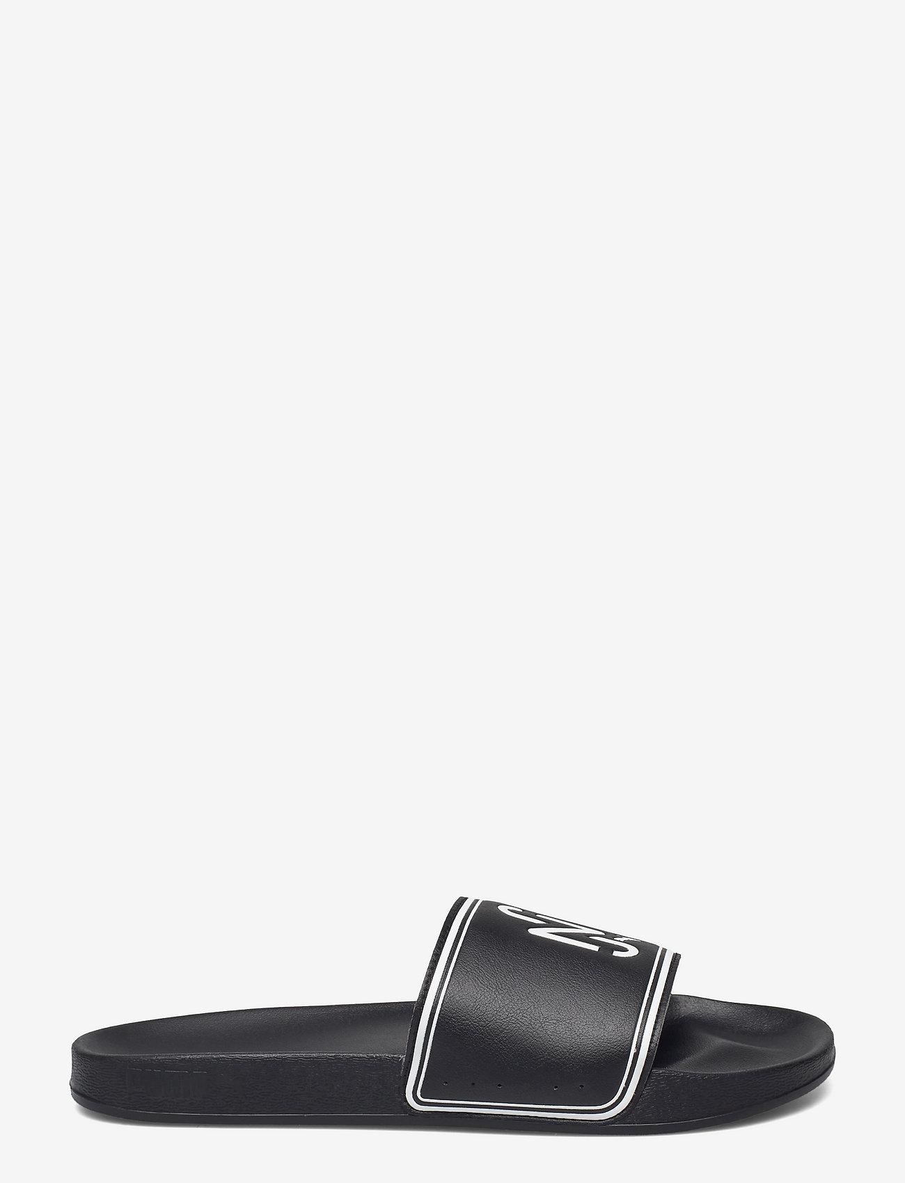 PUMA - Leadcat FTR NJR - shoes - puma black-puma white - 1