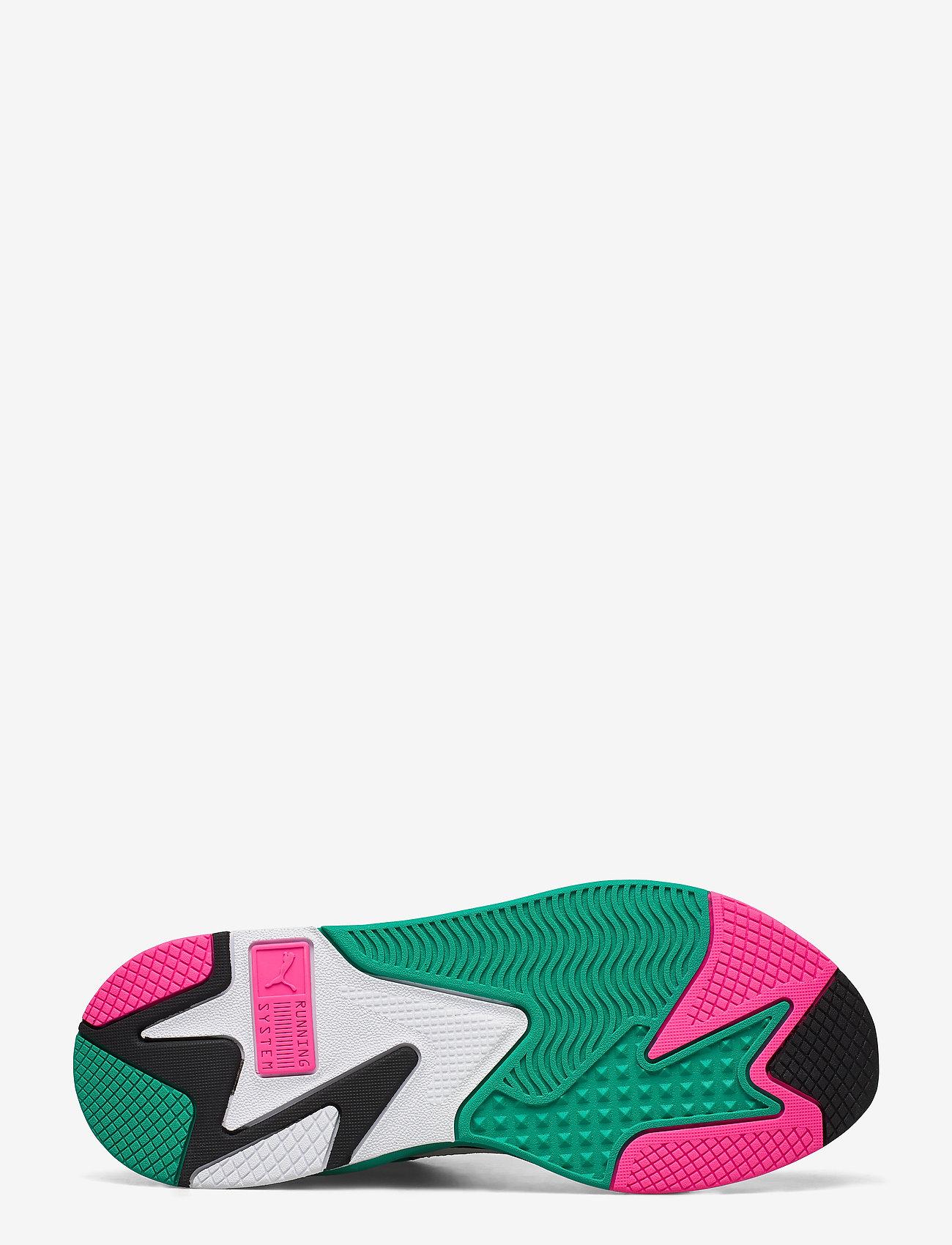 Rs-x Plastic (Puma White-fluo Pink) - PUMA