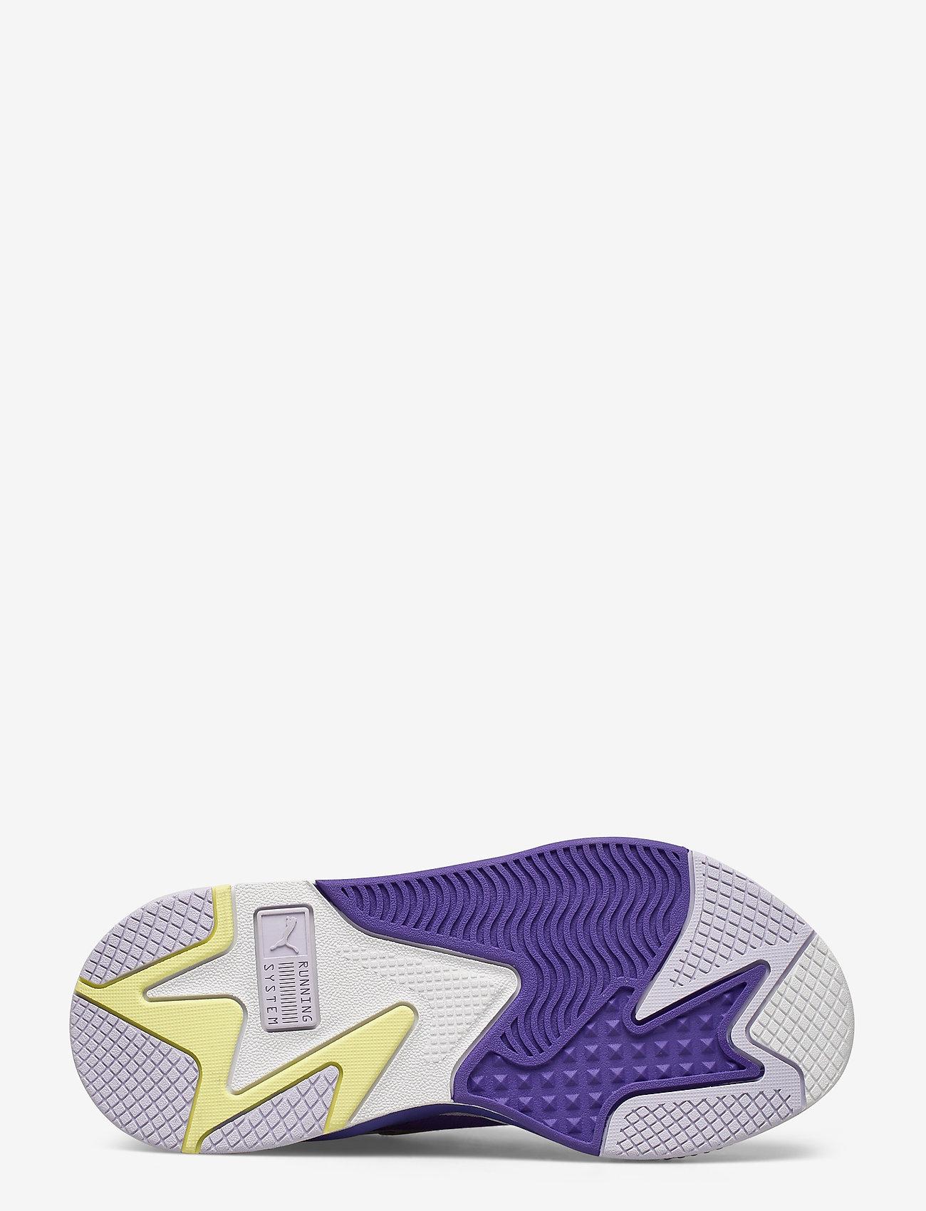 Rs-x Mesh Pop Wn's (Puma White-purple Corallites) - PUMA