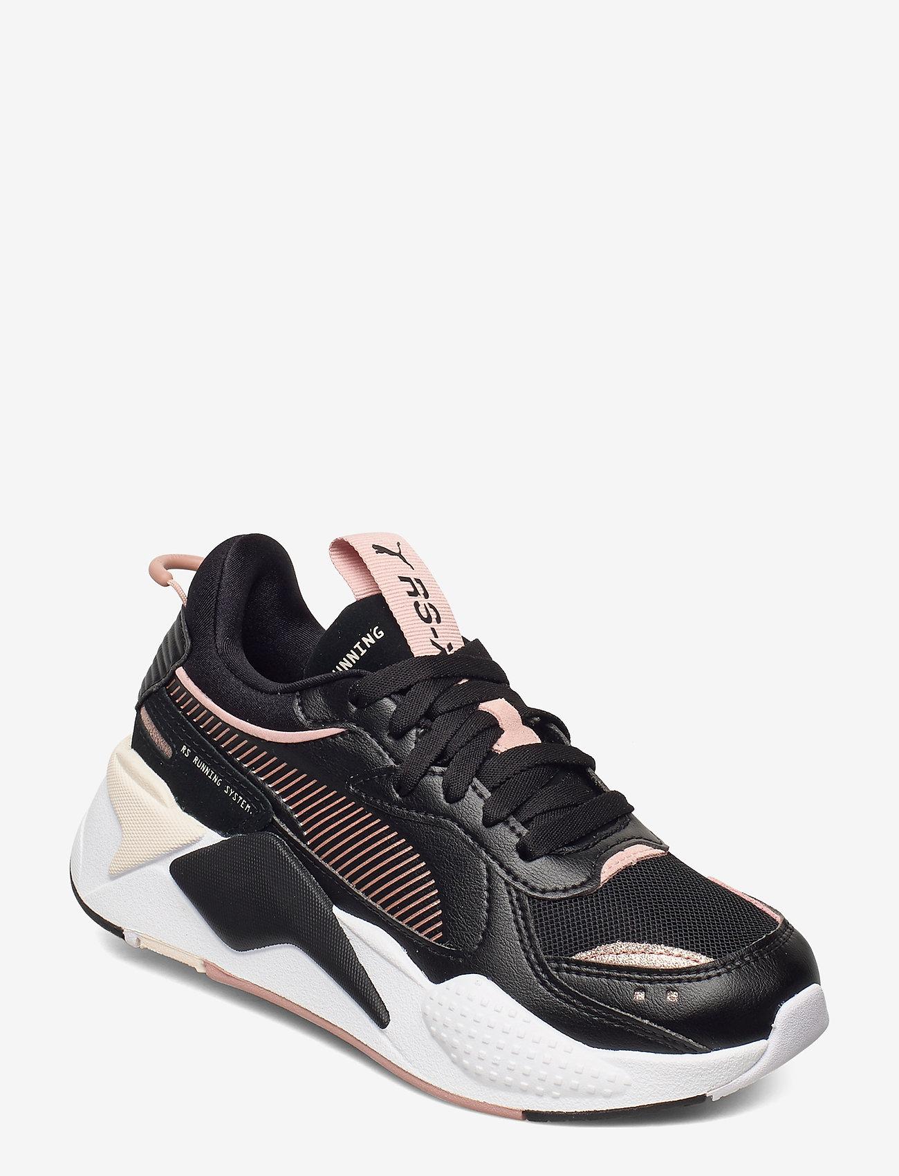 Rs-x Mono Metal Wn's (Puma Black-rose