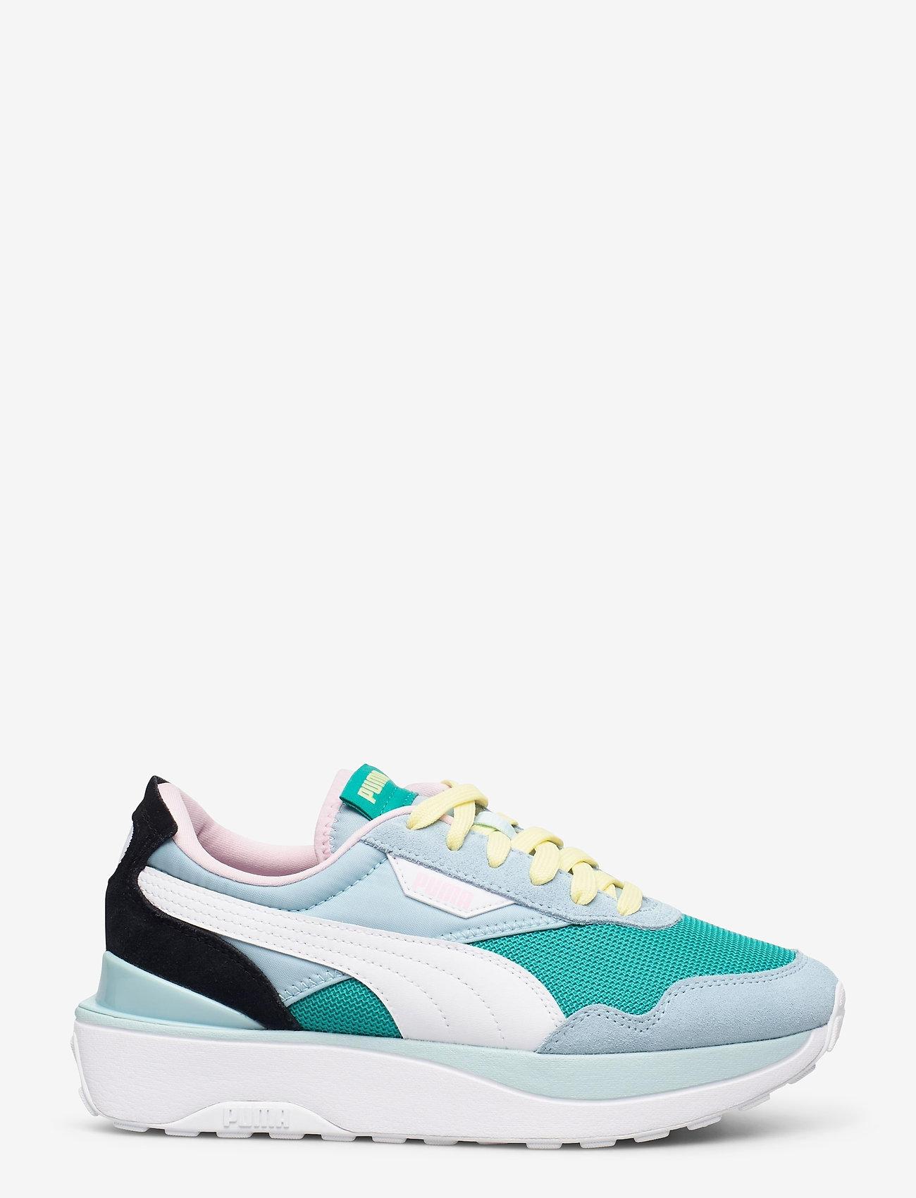 PUMA - Cruise Rider Silk Road Wn's - sneakers - viridian green-aquamarine - 1