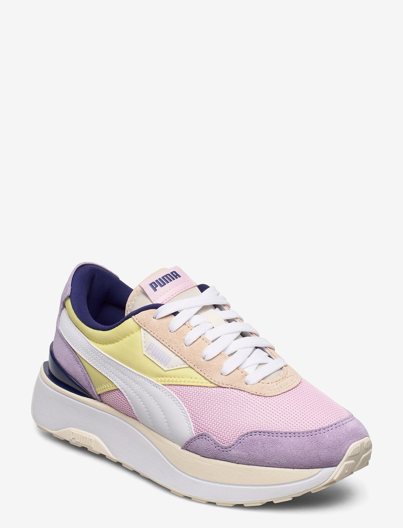 PUMA - Cruise Rider Silk Road Wn's - sneakers - pink lady-yellow pear - 0