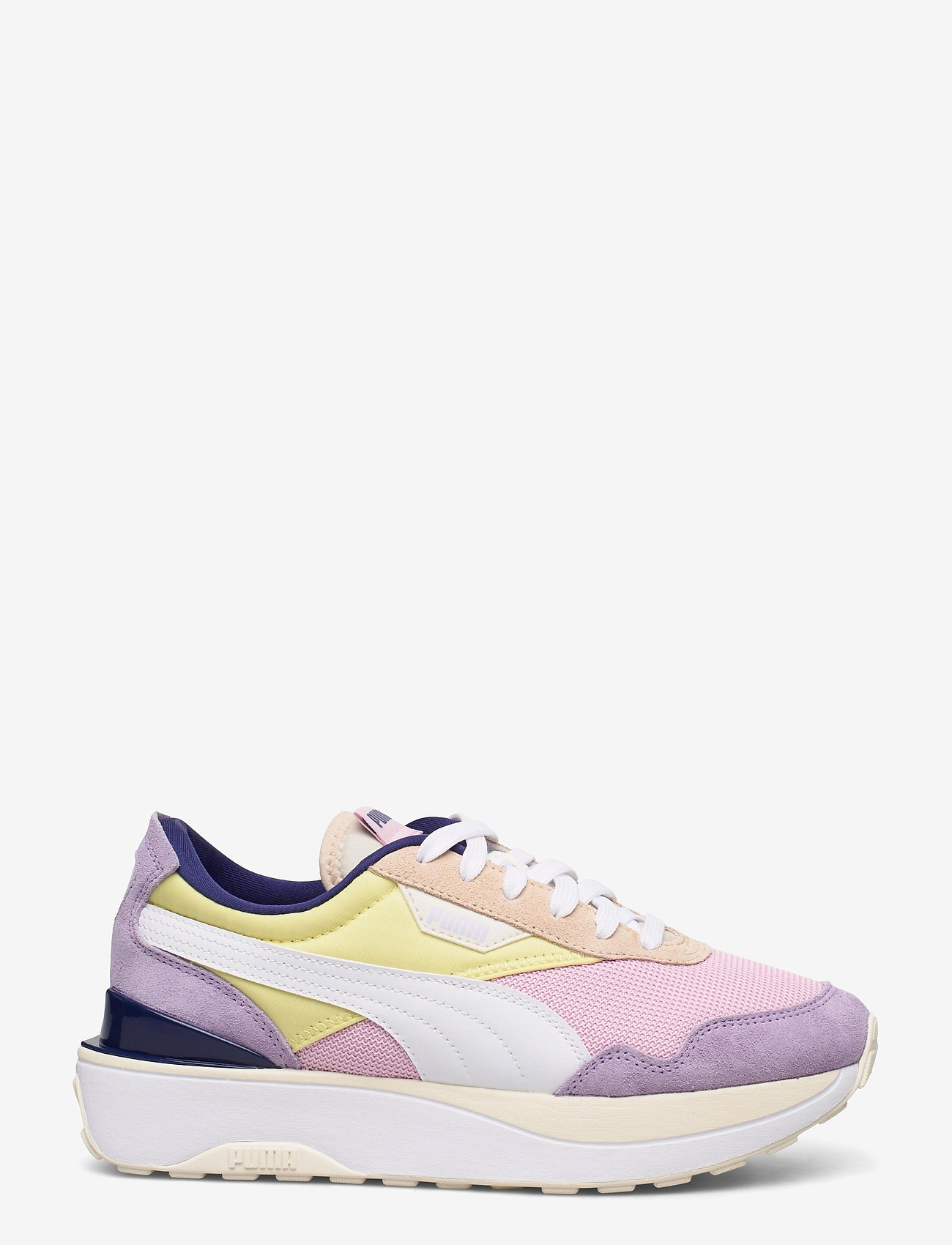 PUMA - Cruise Rider Silk Road Wn's - sneakers - pink lady-yellow pear - 1