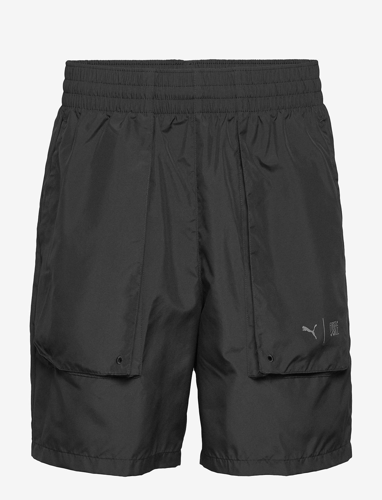 PUMA - First Mile Woven Short - chaussures de course - puma black - 1
