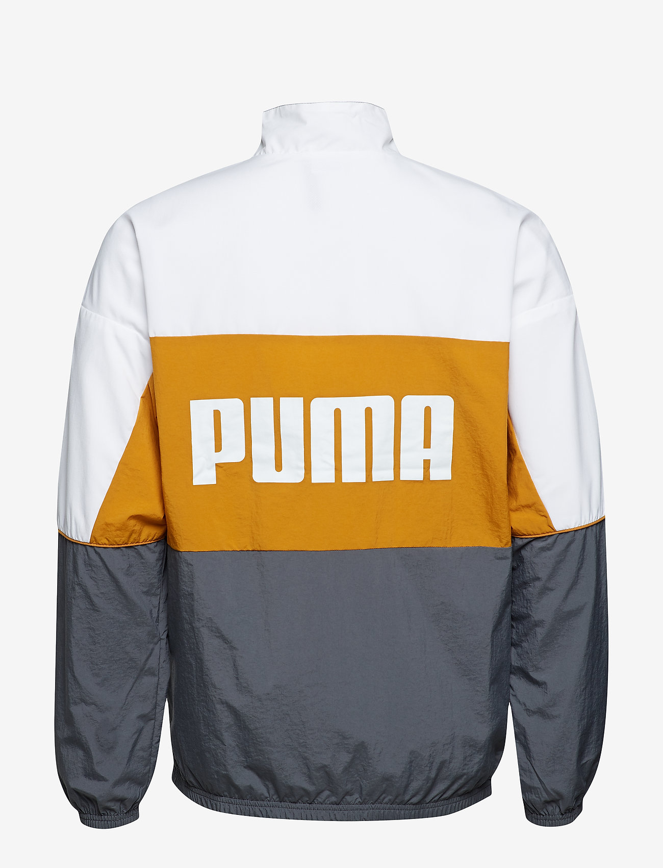 PUMA - Retro Woven Track Jacket - track jackets - iron gate - 1