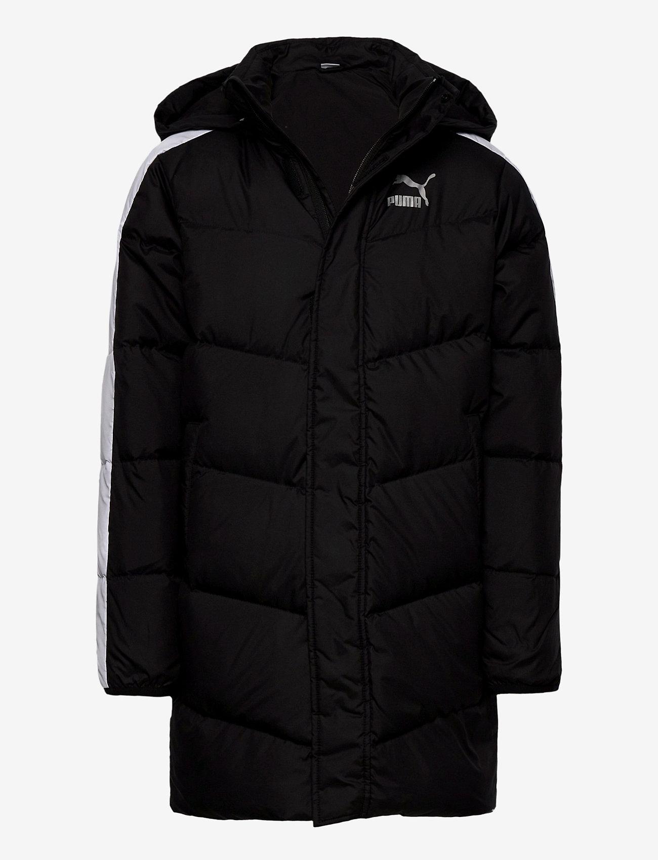 PUMA - T7 Down Coat B - geïsoleerde jassen - puma black - 0