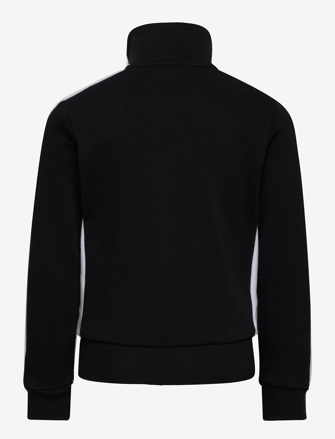 PUMA - Classics T7 Track Jacket G - sweatshirts - puma black - 1