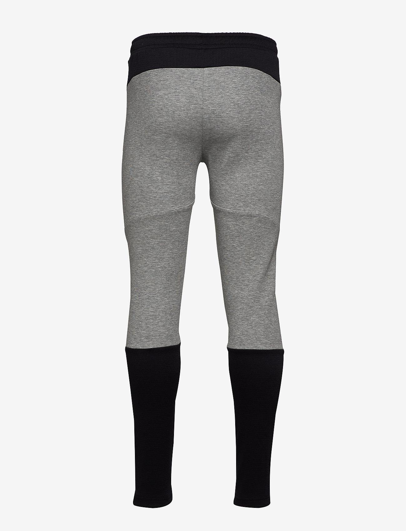 PUMA - EVOSTRIPE Pants - pants - medium gray heather - 1