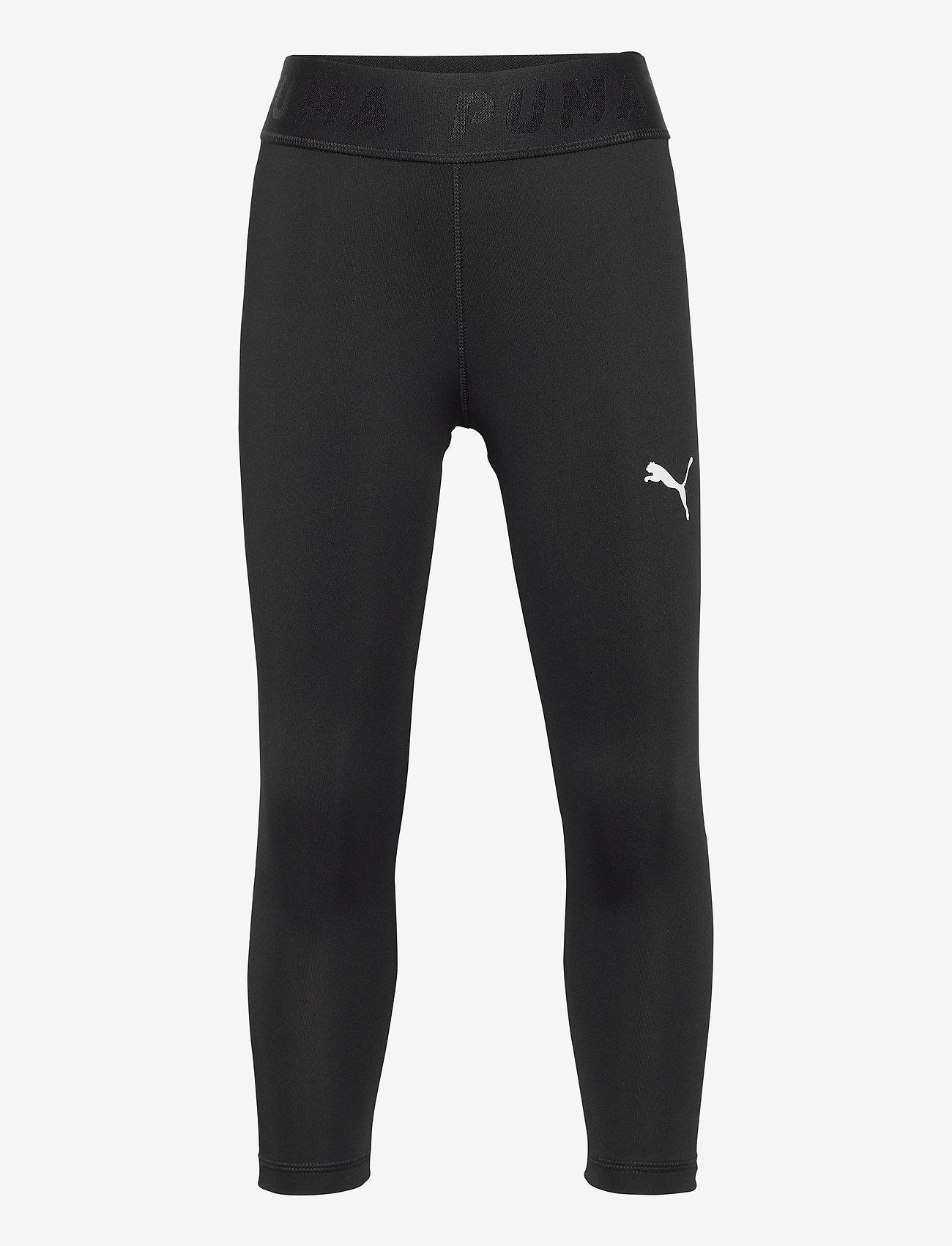 PUMA - Modern Sports 7/8 Tights G - löpnings- & träningstights - puma black - 0