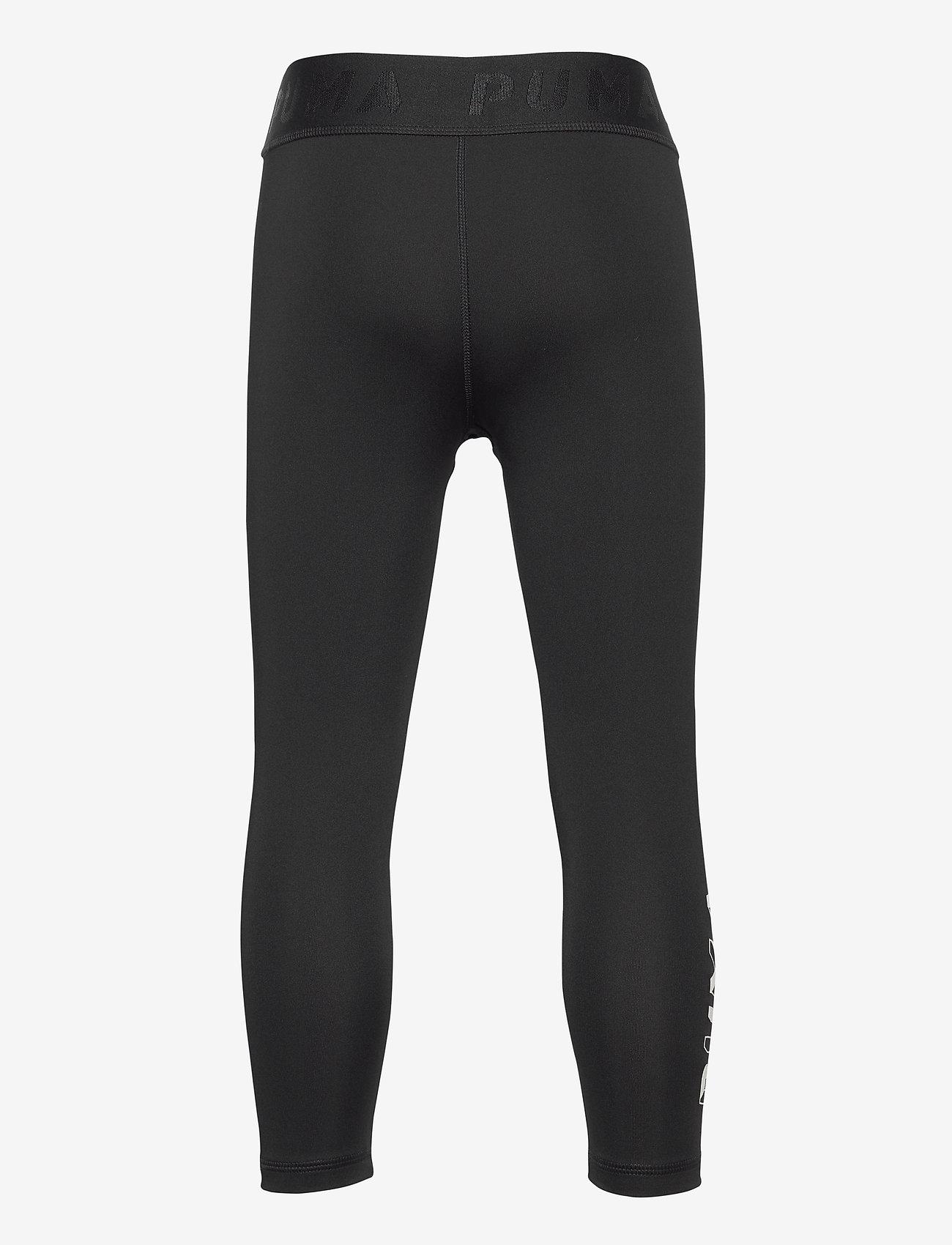 PUMA - Modern Sports 7/8 Tights G - löpnings- & träningstights - puma black - 1