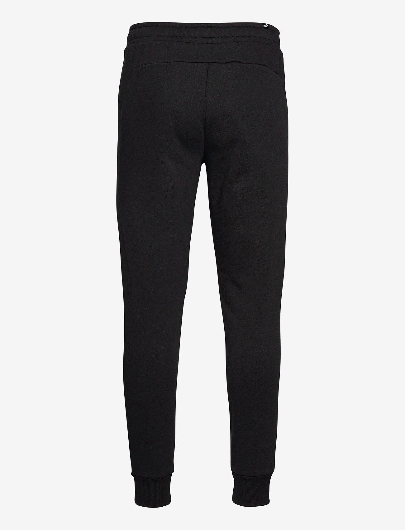 PUMA - ESS Logo Pants FL cl - sweatpants - puma black - 1
