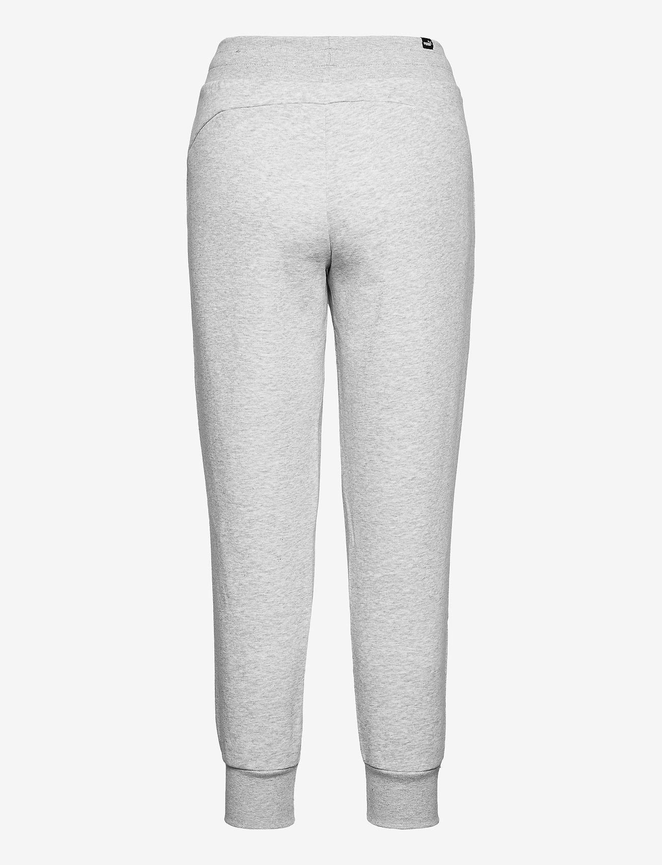 PUMA - ESS Sweatpants FL cl - bukser - light gray heather-cat - 1