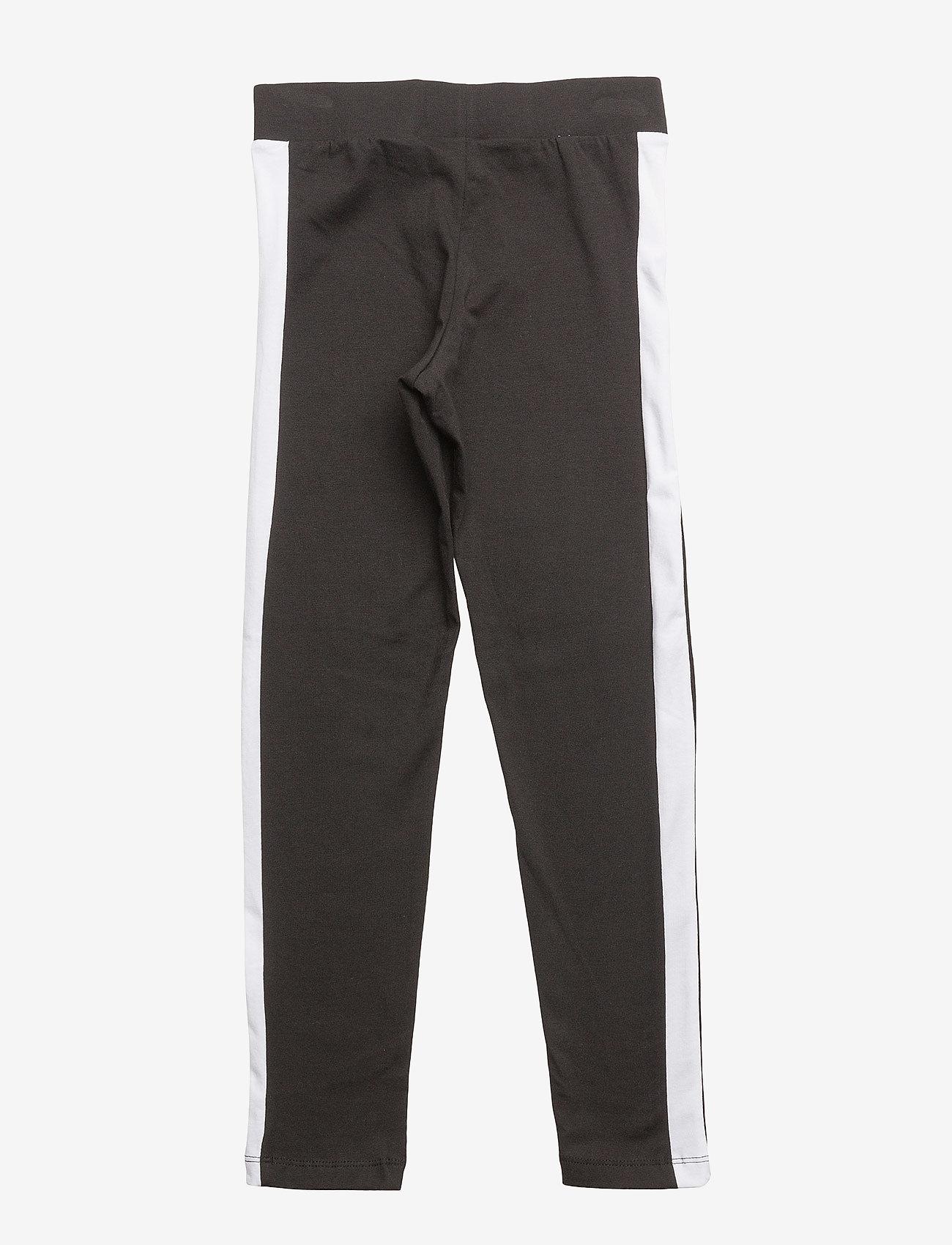 PUMA - Classics T7 Leggings - leggingsit - cotton black