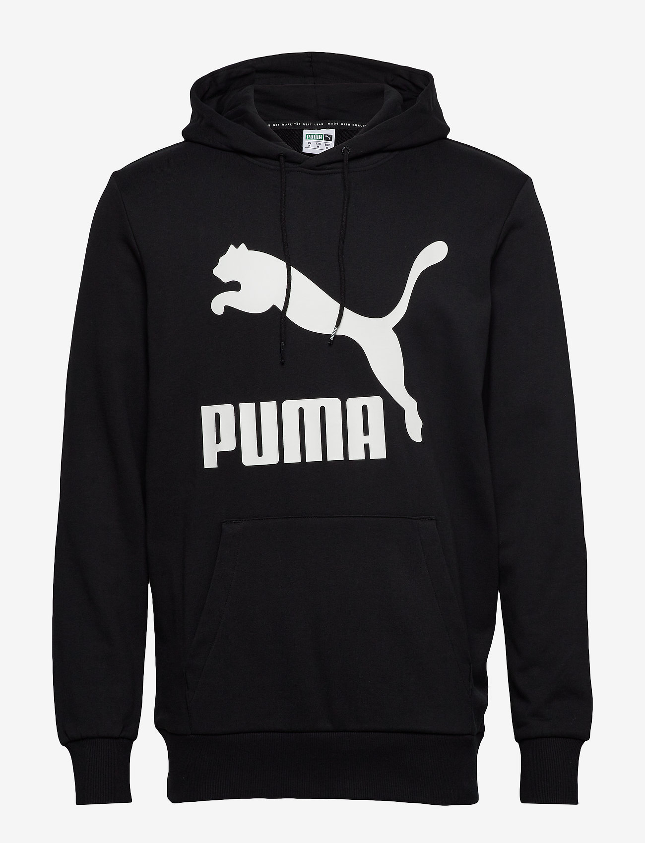PUMA Classics Logo Hoody TR - Sweats PUMA BLACK 0Vwos9mY