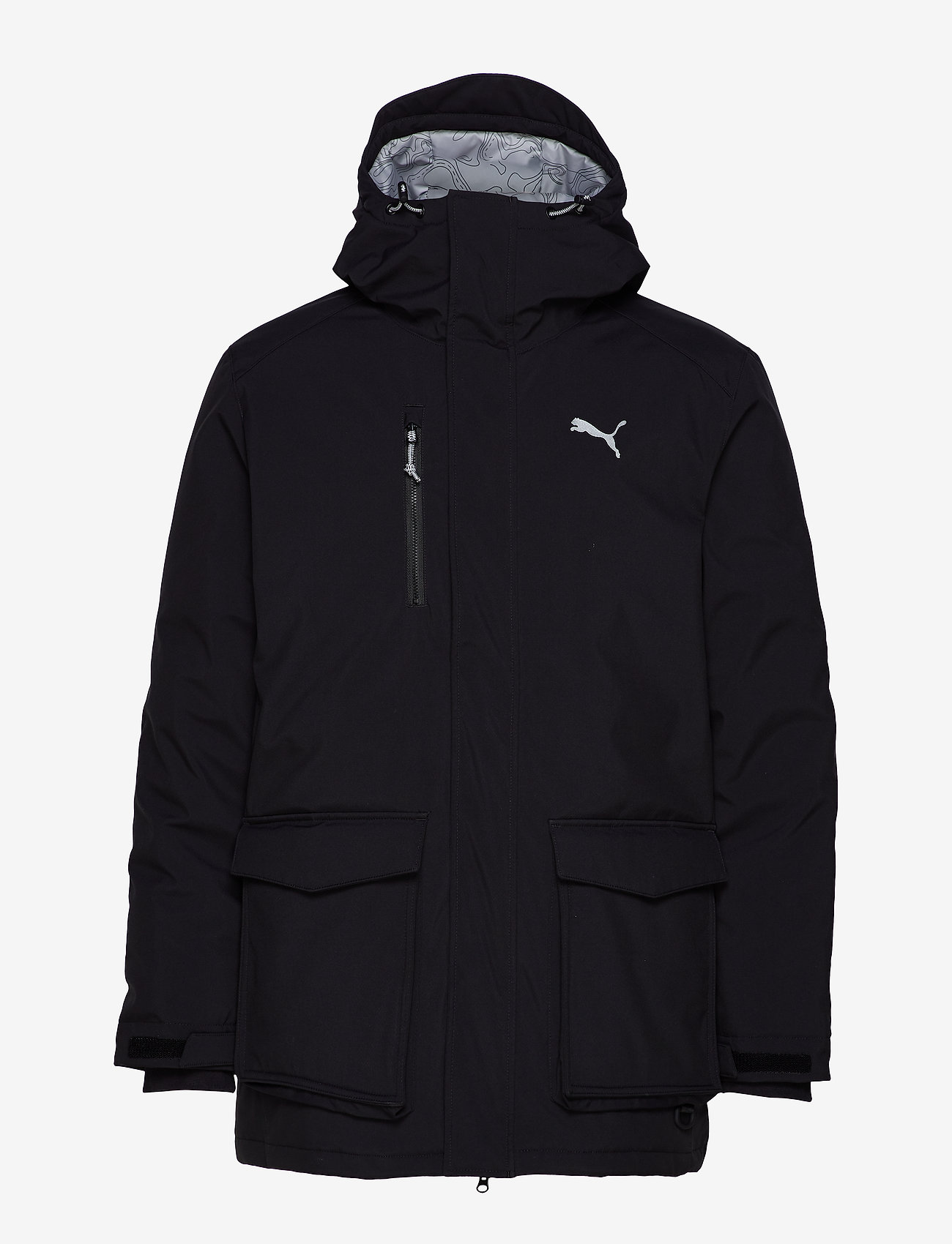 PUMA - Epoch Storm Down Jacket - parki - puma black - 1