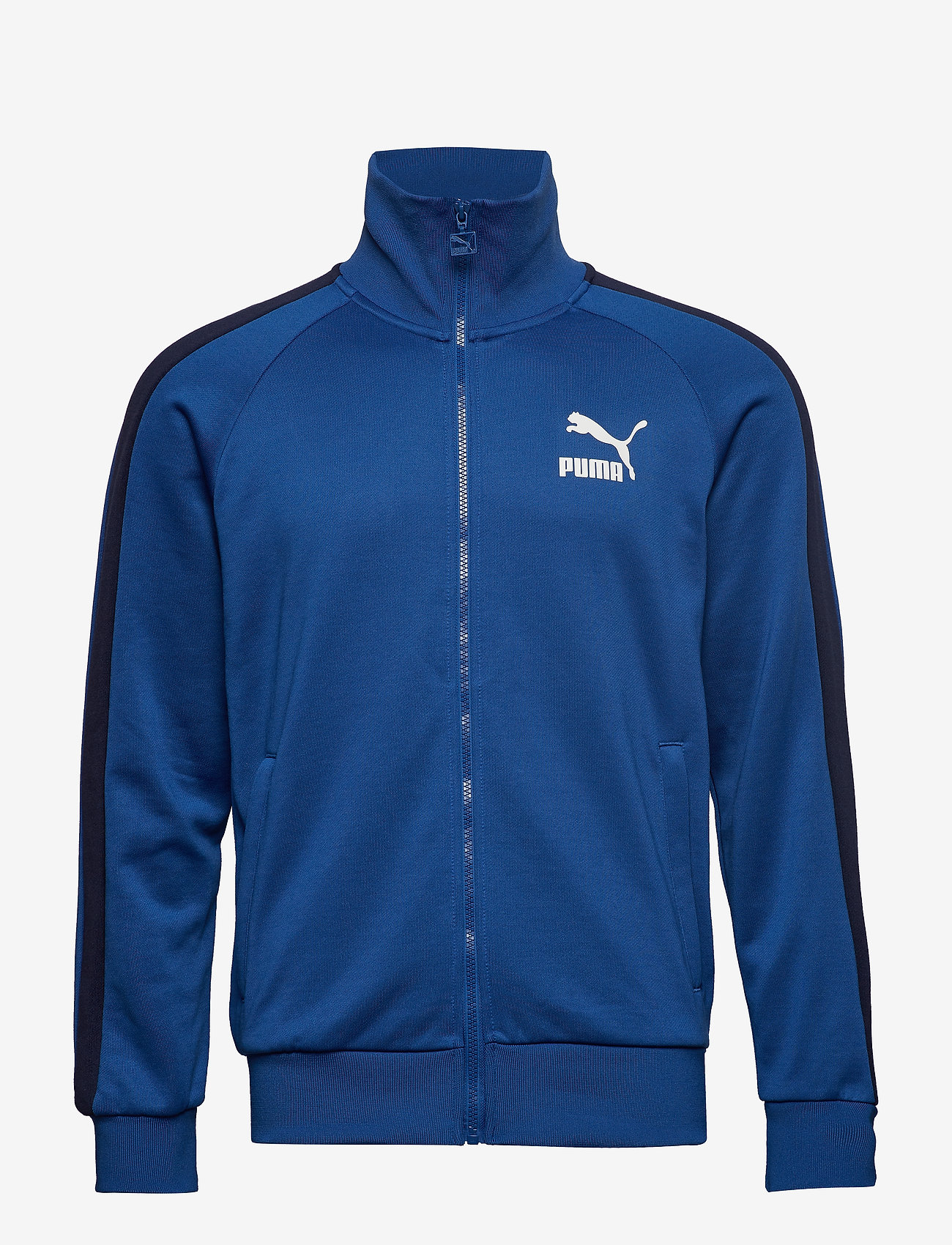 PUMA - Iconic T7 Track Jkt PT - track jackets - galaxy blue - 0