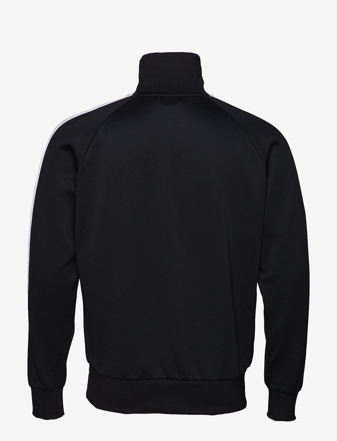 PUMA - Iconic T7 Track Jkt PT - track jackets - puma black - 1