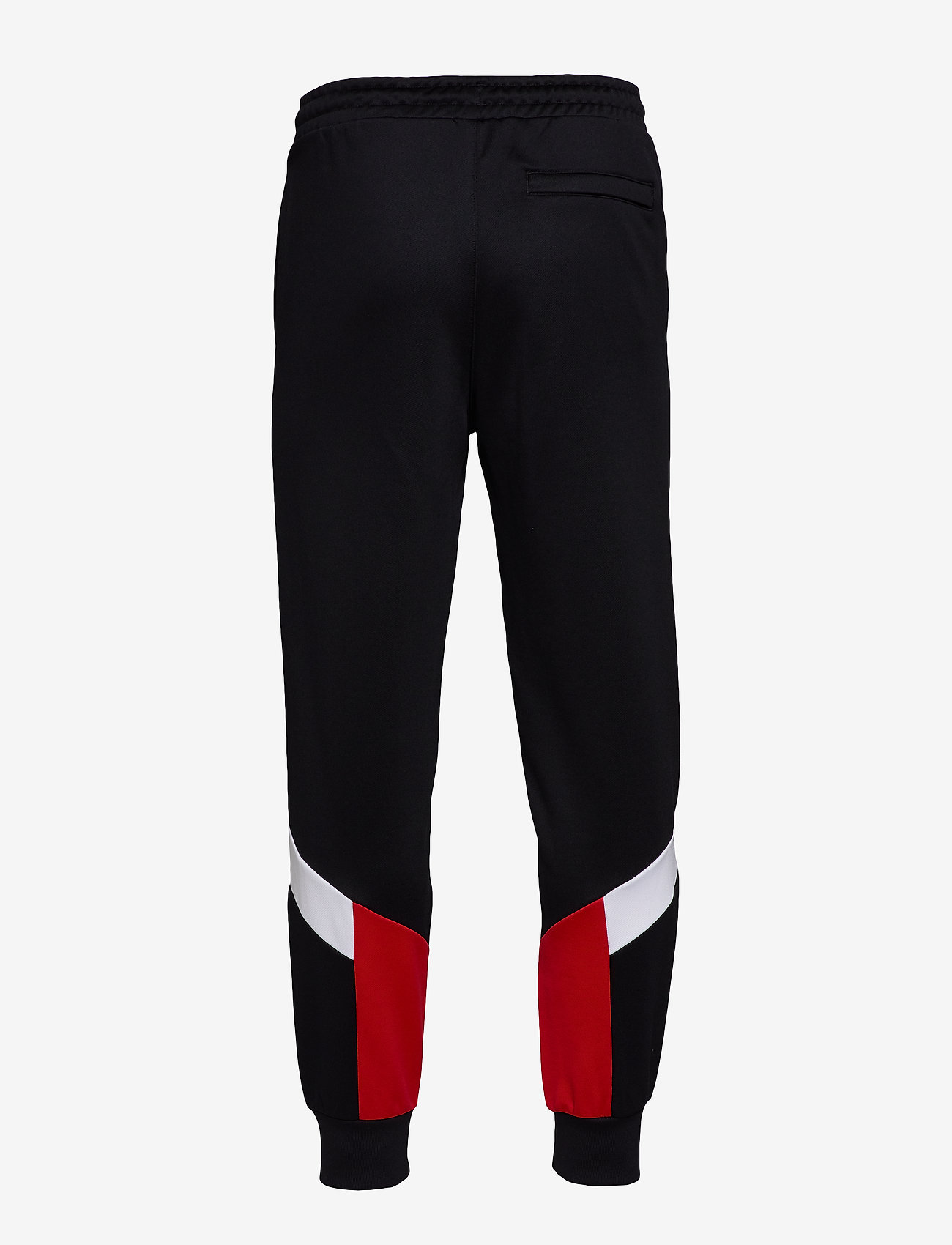 Puma Iconic Mcs Track Pant Cuff - Byxor Black-red Combo