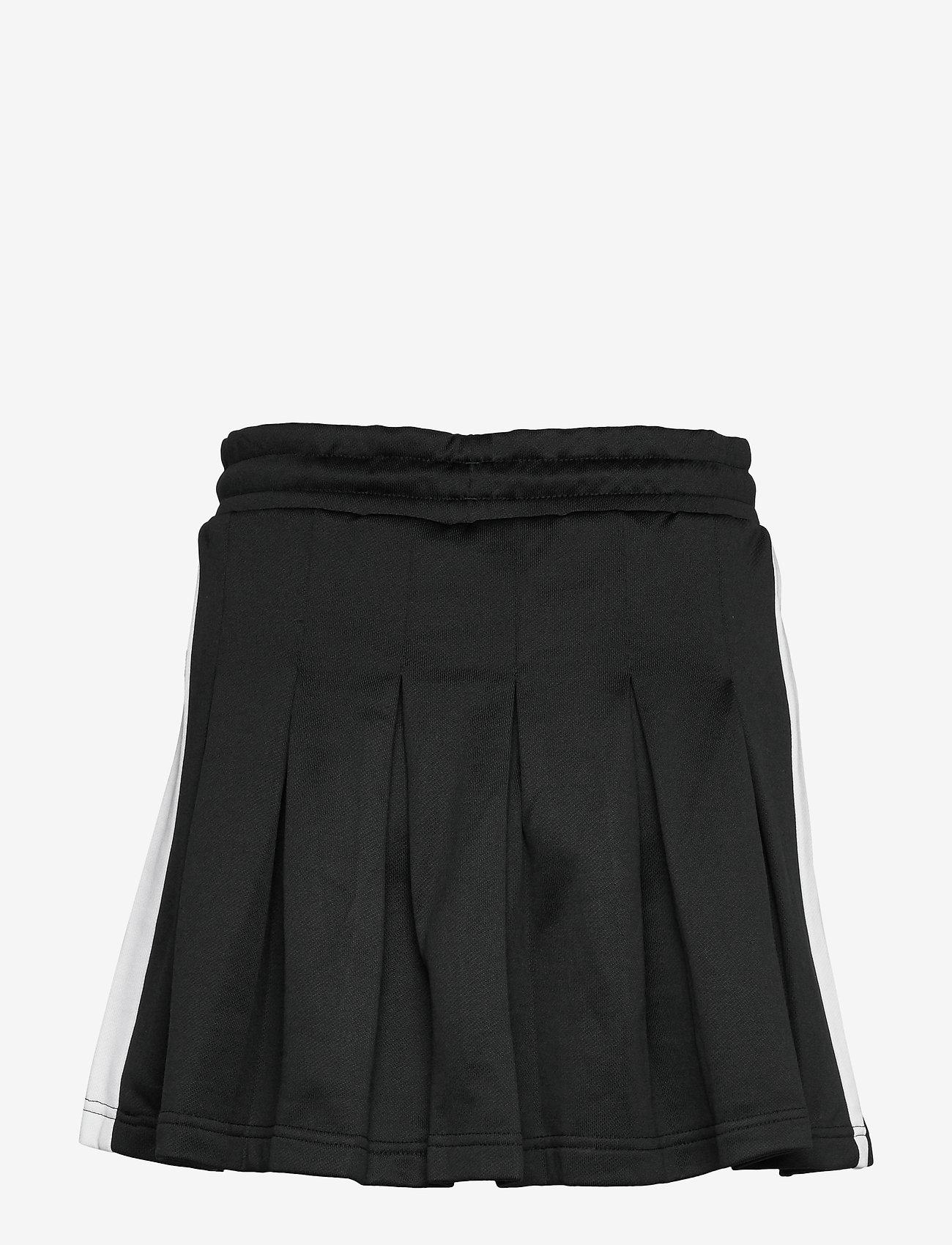 PUMA - Classics T7 Pleated Skirt - sports skirts - puma black - 1