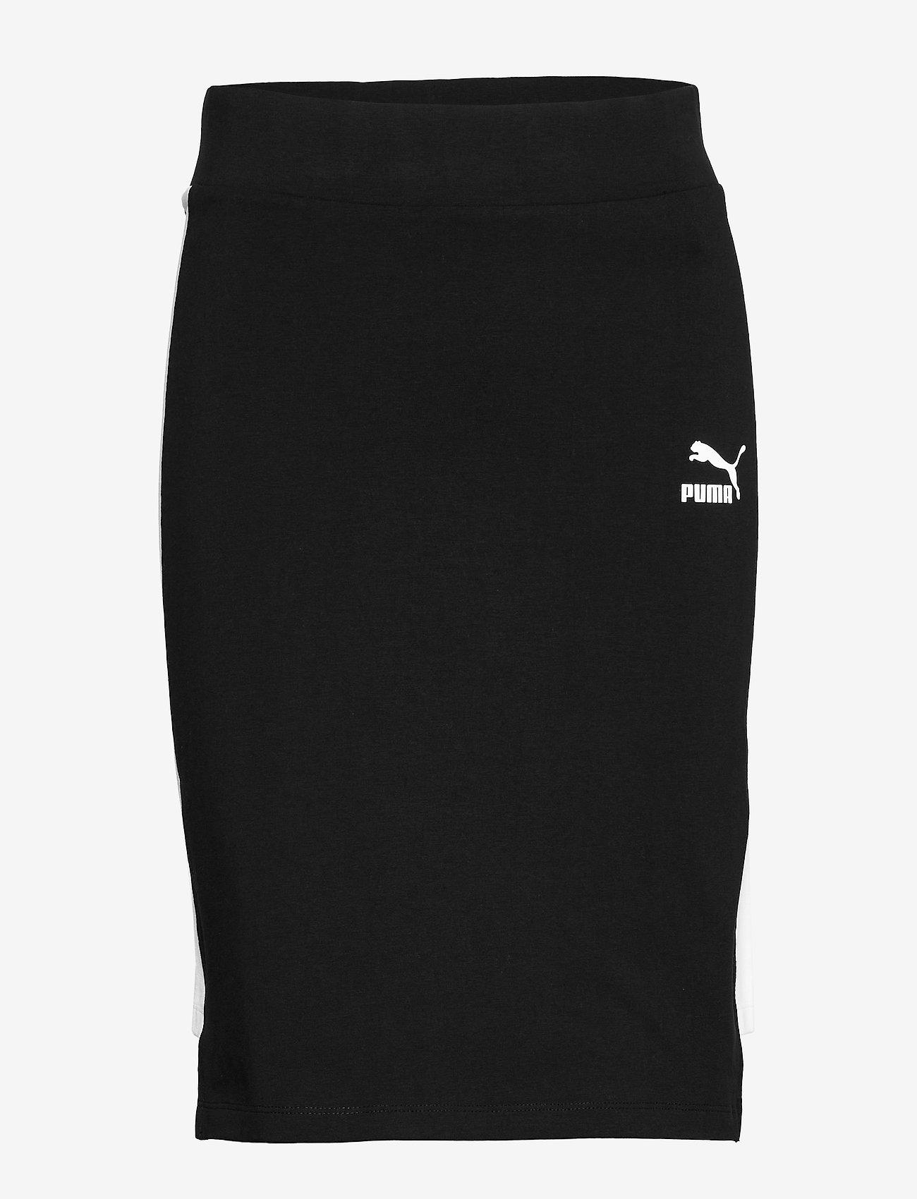 PUMA - Classics Tight Skirt - sports skirts - puma black - 0