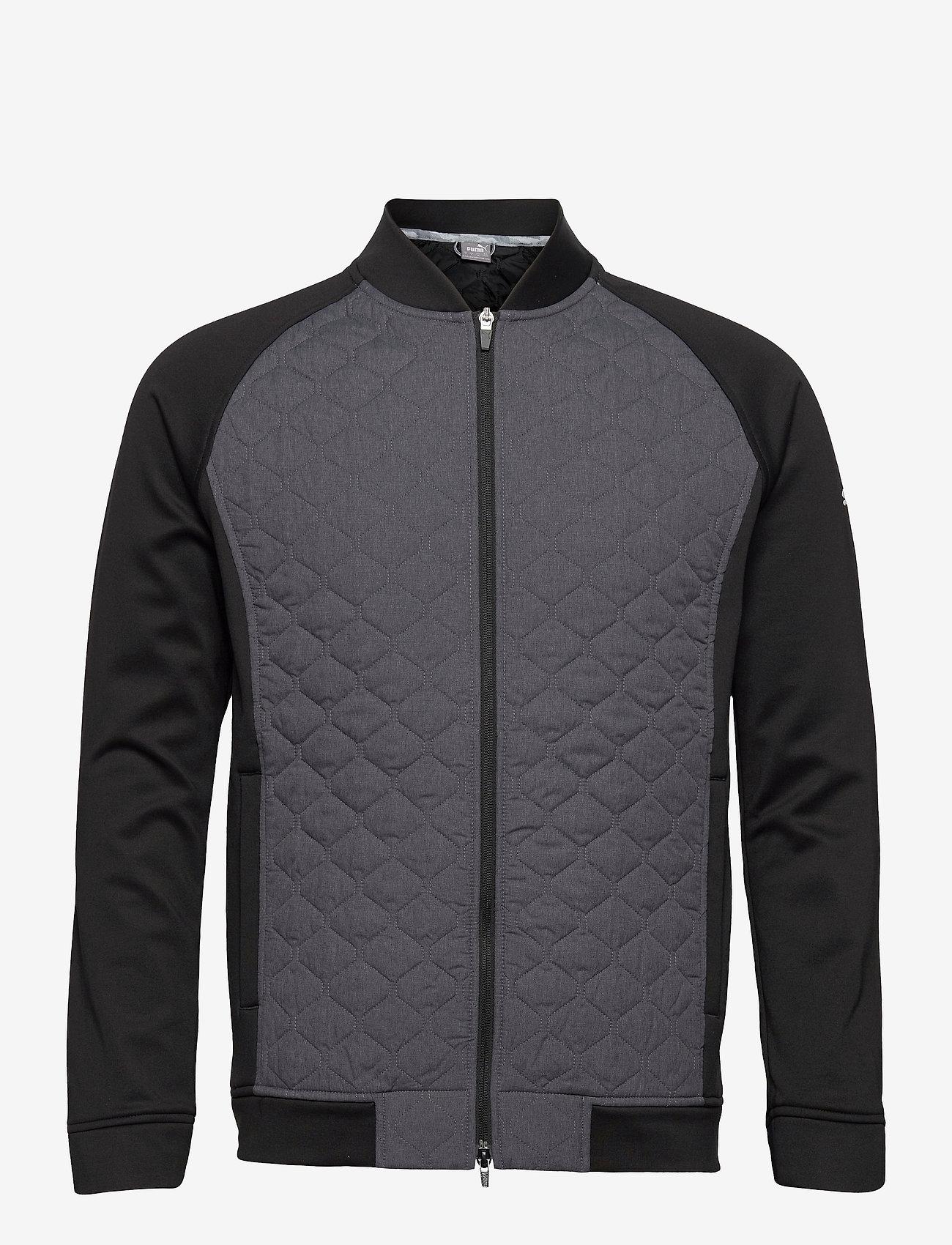 PUMA - Primaloft Stlth Jacket - golf jackets - puma black - 0