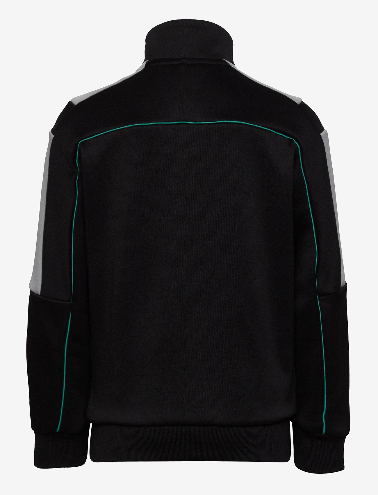PUMA - MAPM T7 Track Jacket Kids - sweatshirts - puma black - 1