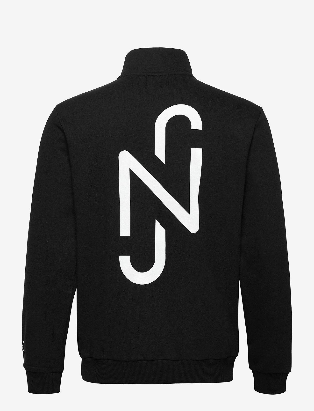 PUMA - NJR 2.0 Track Jacket - podstawowe bluzy - puma black - 1
