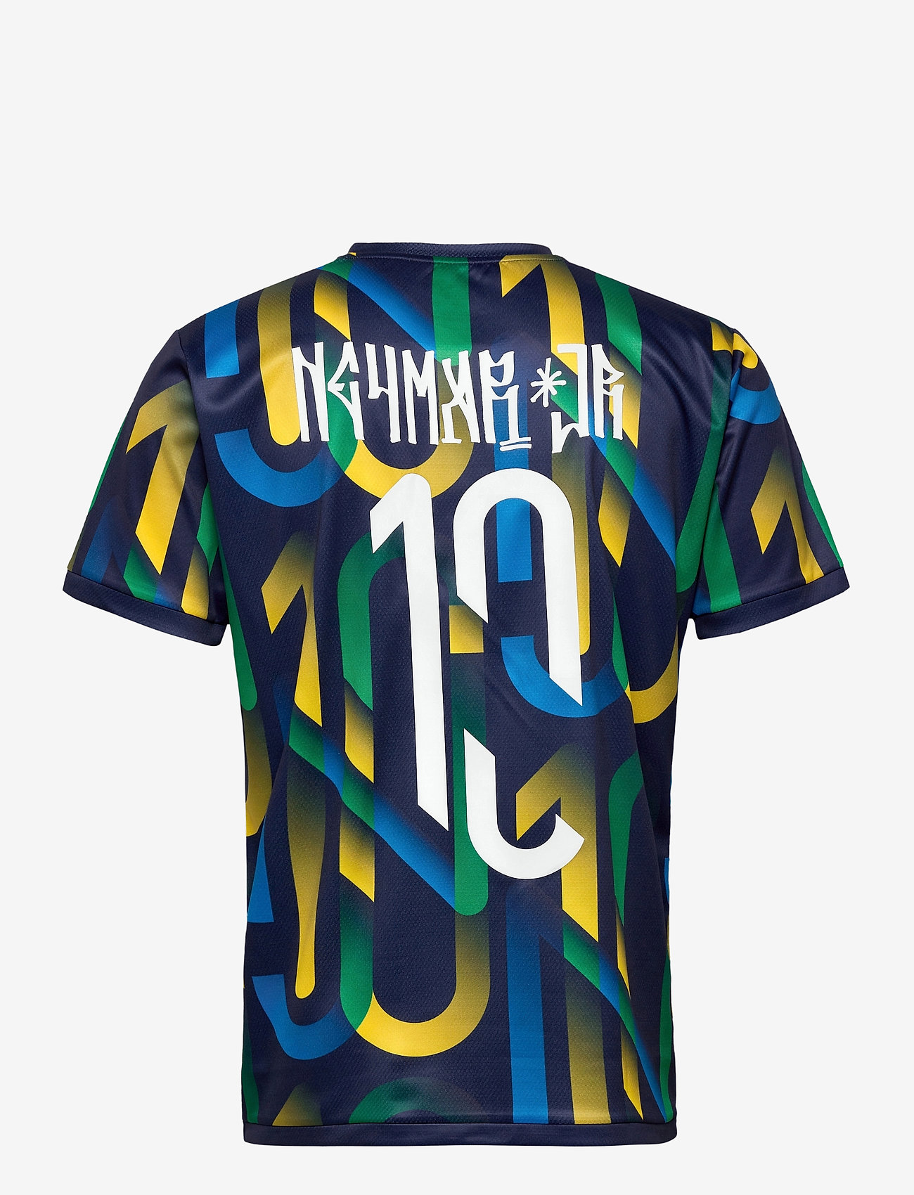 PUMA - Neymar Jr Hero Jersey - football shirts - peacoat-dandelion - 1