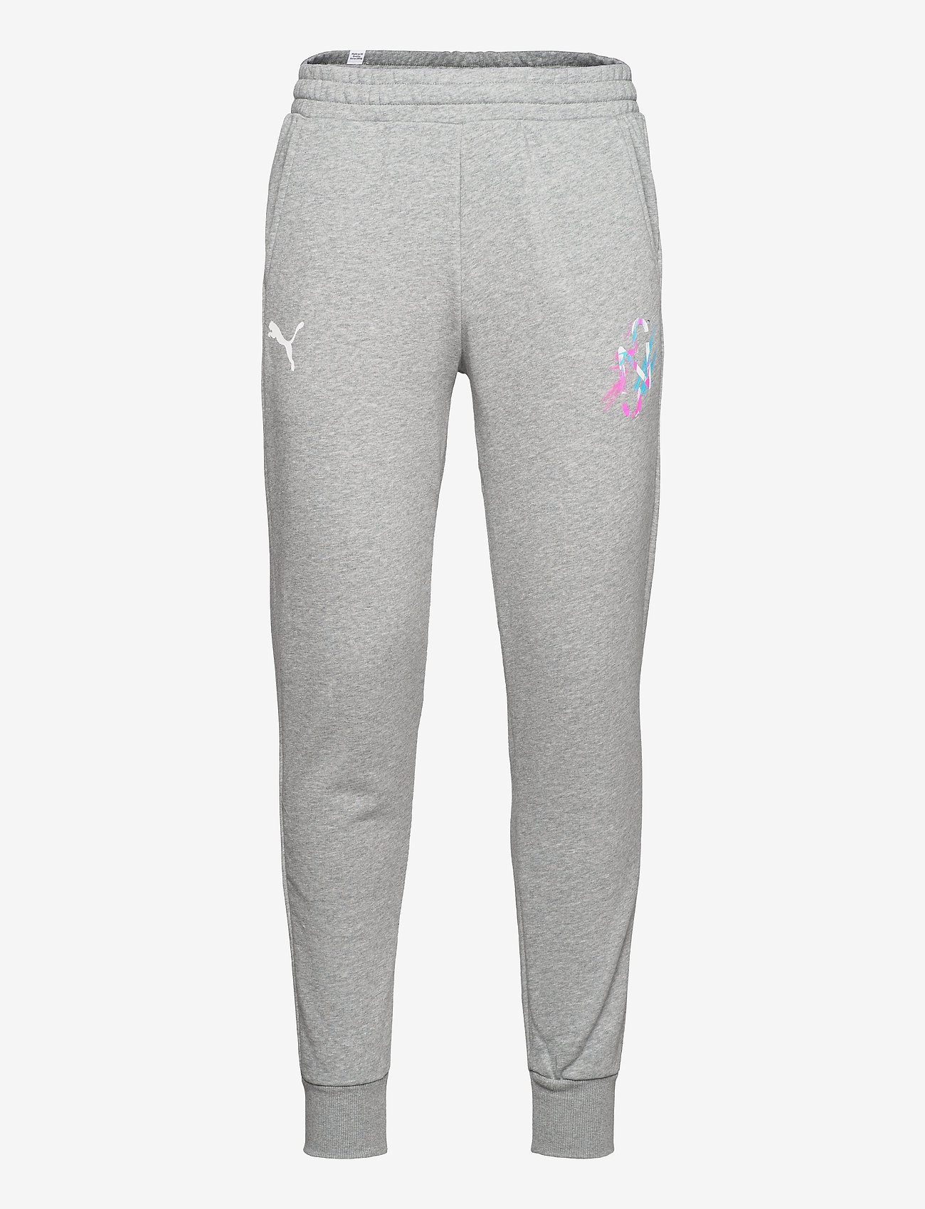 PUMA - NEYMAR JR CREATIVITY Sweat Pant - pants - medium grey heather - 0