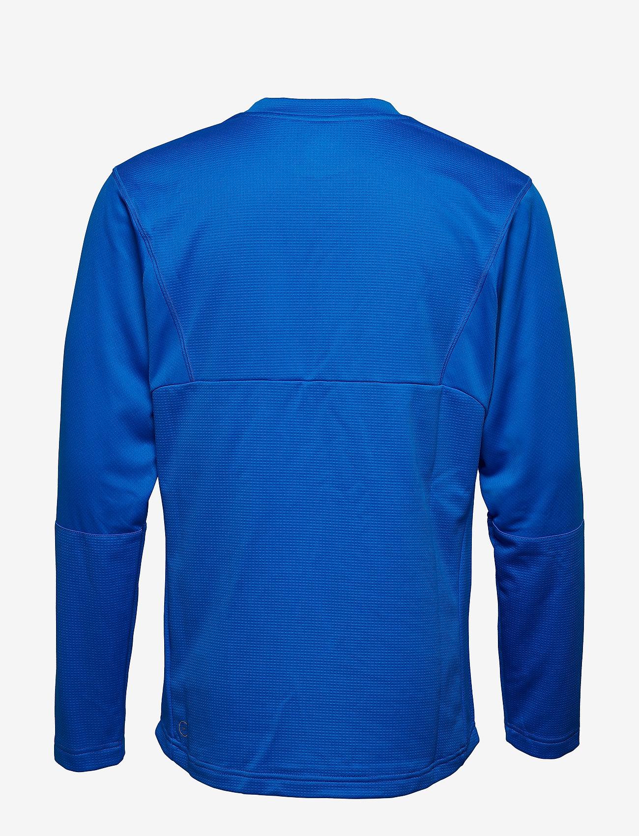 PUMA - LIGA Training Sweat - football shirts - electric blue lemonade-puma white - 1