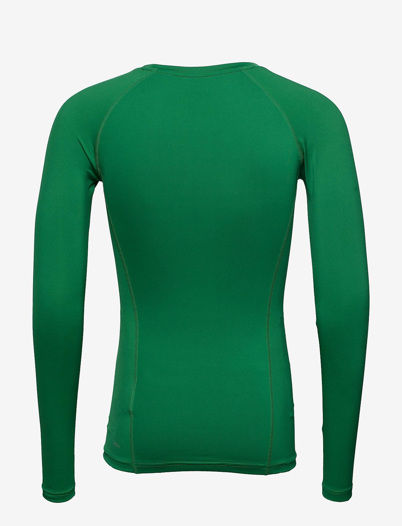 PUMA - LIGA Baselayer Tee LS - football shirts - pepper green - 1