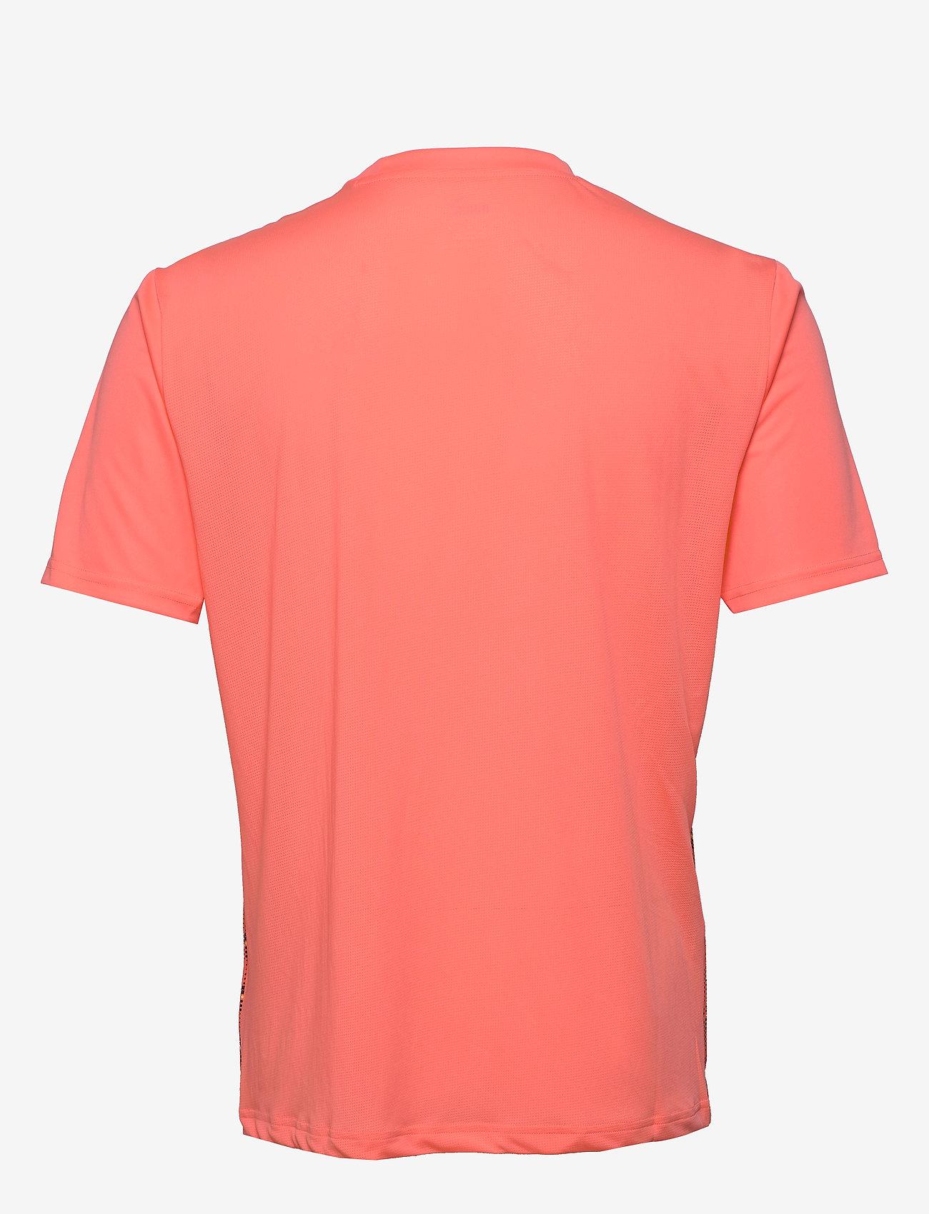 PUMA - ftblNXT Graphic Shirt Core - football shirts - nrgy peach-fizzy yellow - 1