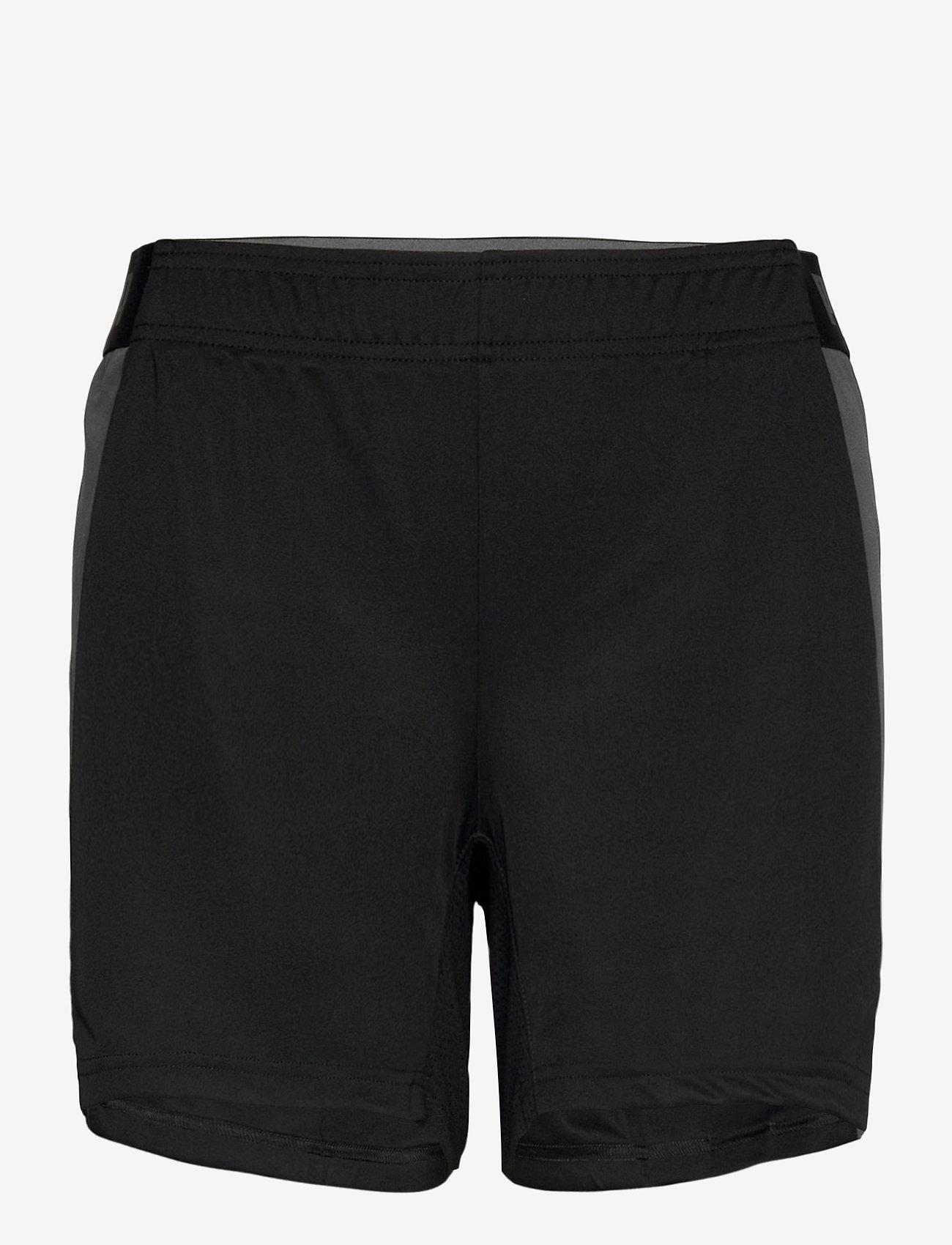 PUMA - ftblNXT Shorts W - training korte broek - puma black-asphalt - 0