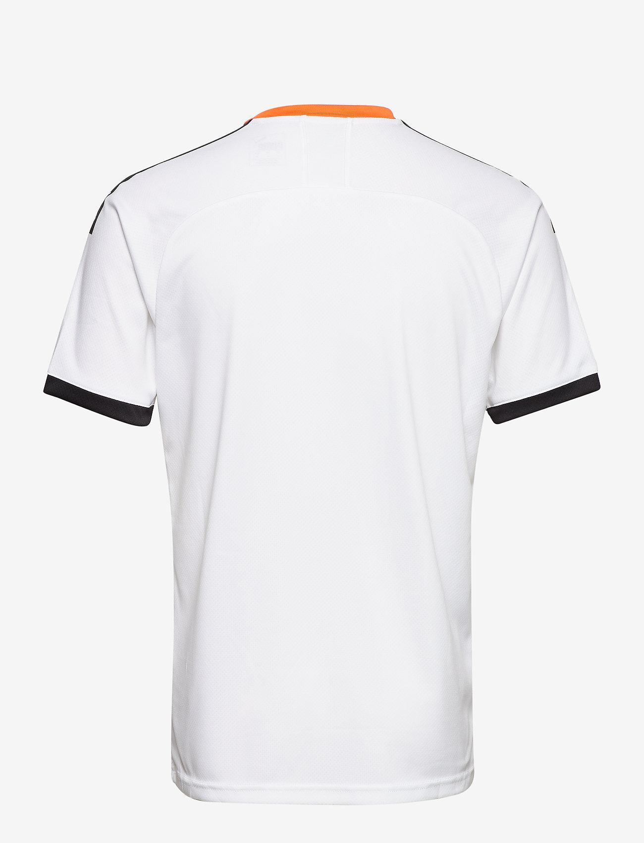 PUMA - VCF Home Shirt Replica - football shirts - puma white-puma black-vibrant orang - 1