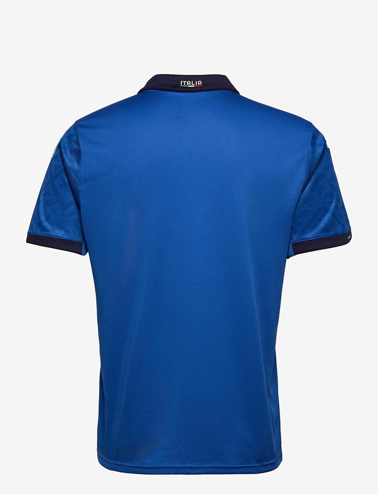 PUMA - FIGC Home Shirt Replica - football shirts - team power blue-peacoat - 1