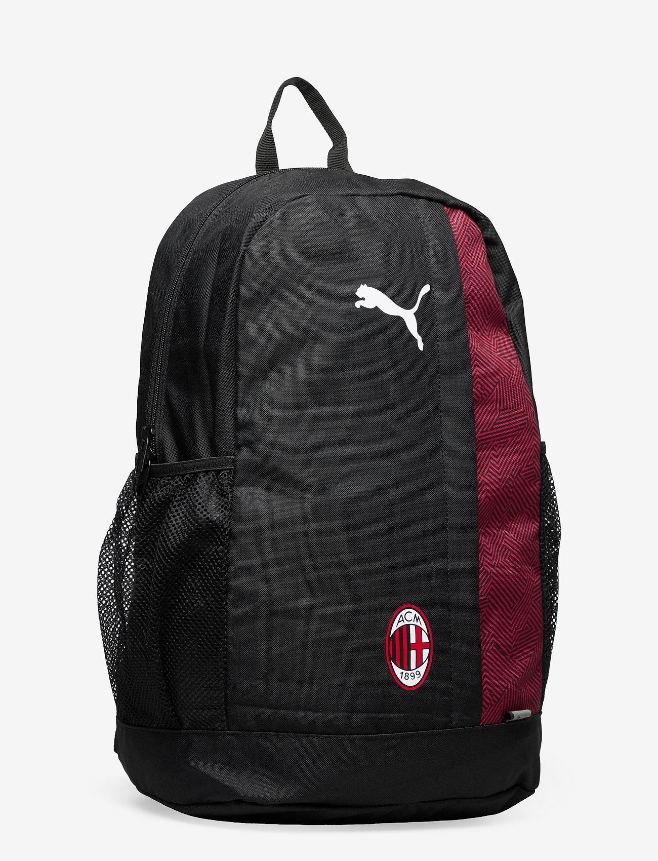 PUMA - ACM ftblCORE Backpack Plus - sale - puma black-tango red - 1