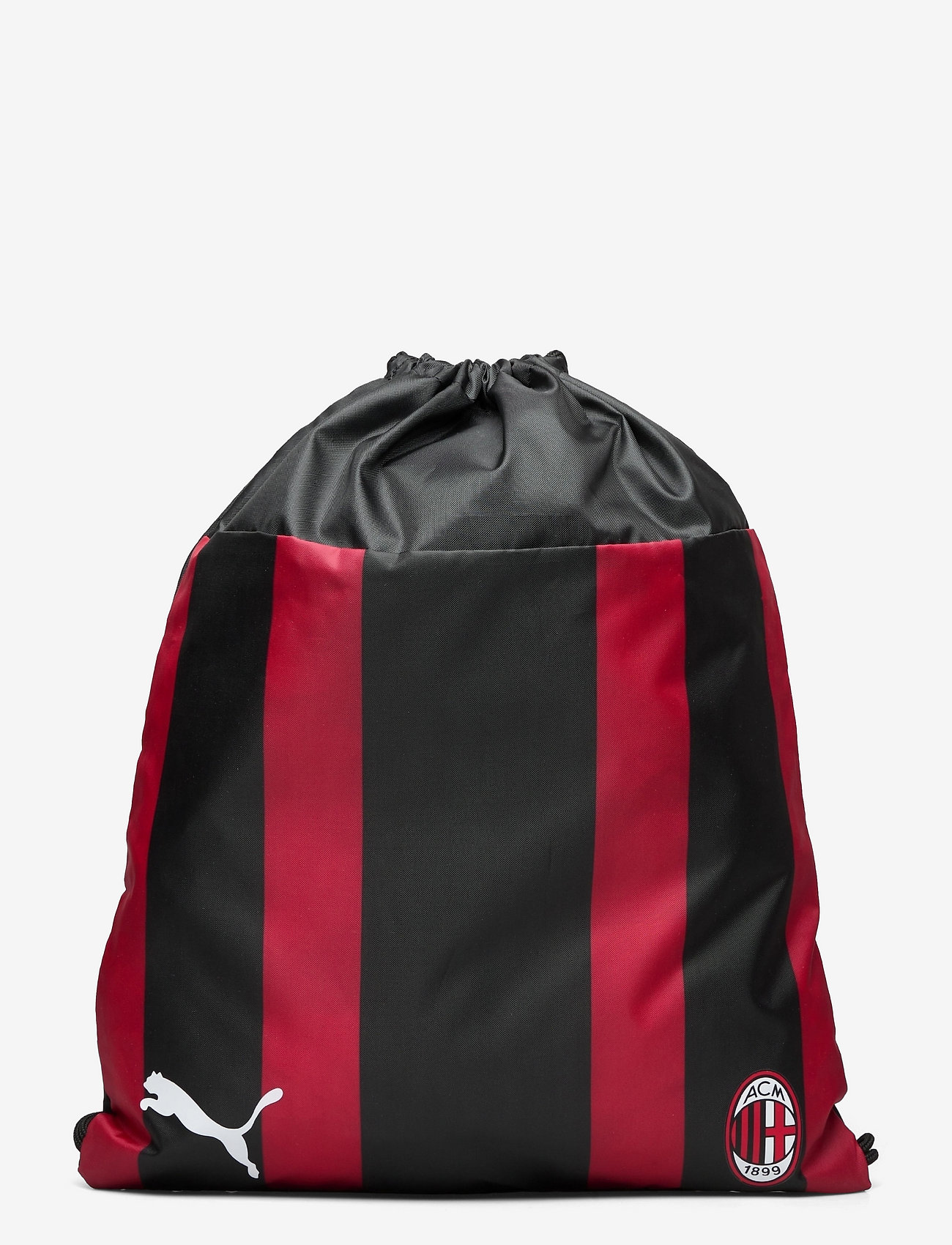 PUMA - ACM ftbl Core Gymsack - sportsbagger - puma black-tango red - 0