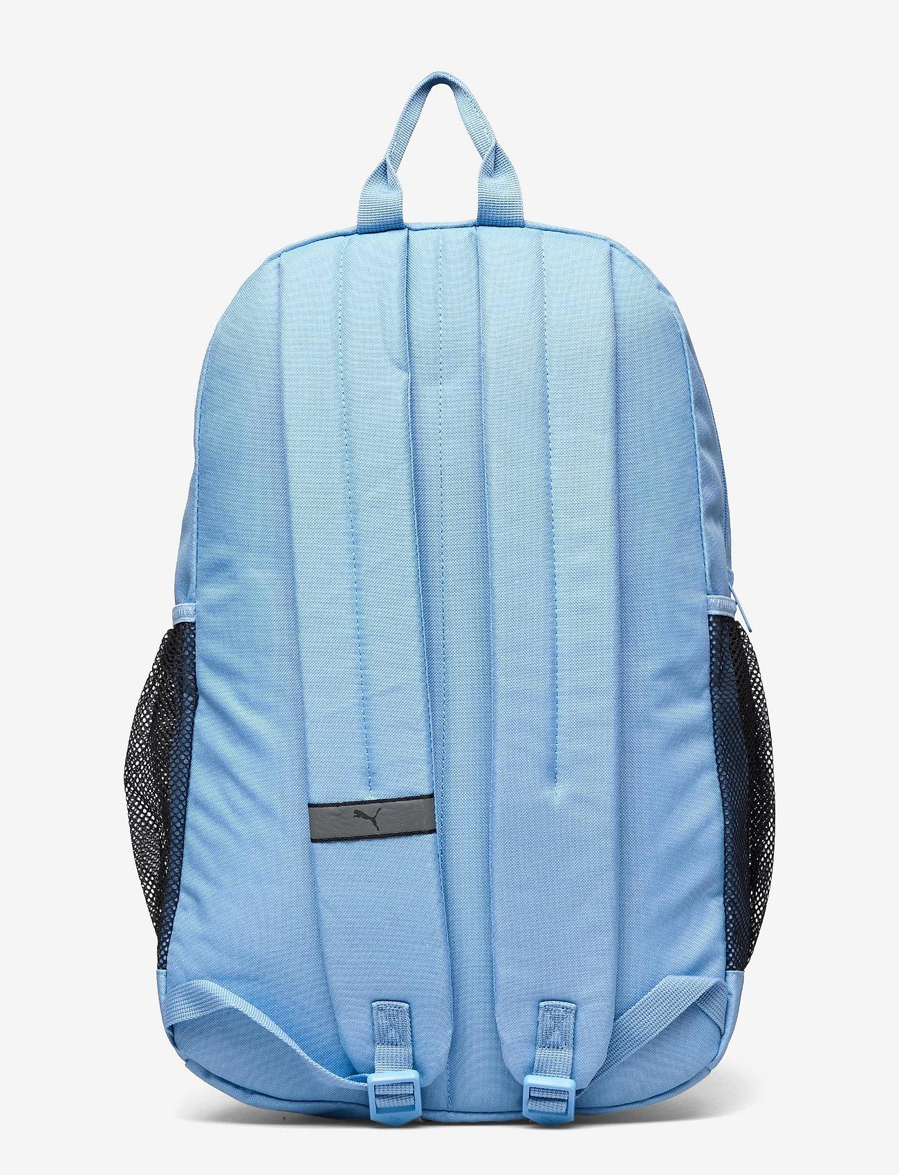 PUMA - MCFC ftblCORE Backpack Plus - training bags - team light blue-puma white - 1