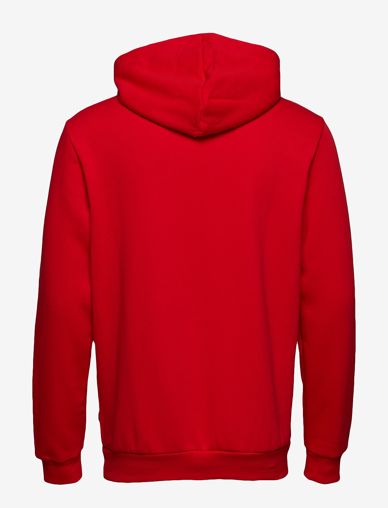 PUMA - ESS Hoody FL Big Logo - hoodies - puma red - 1