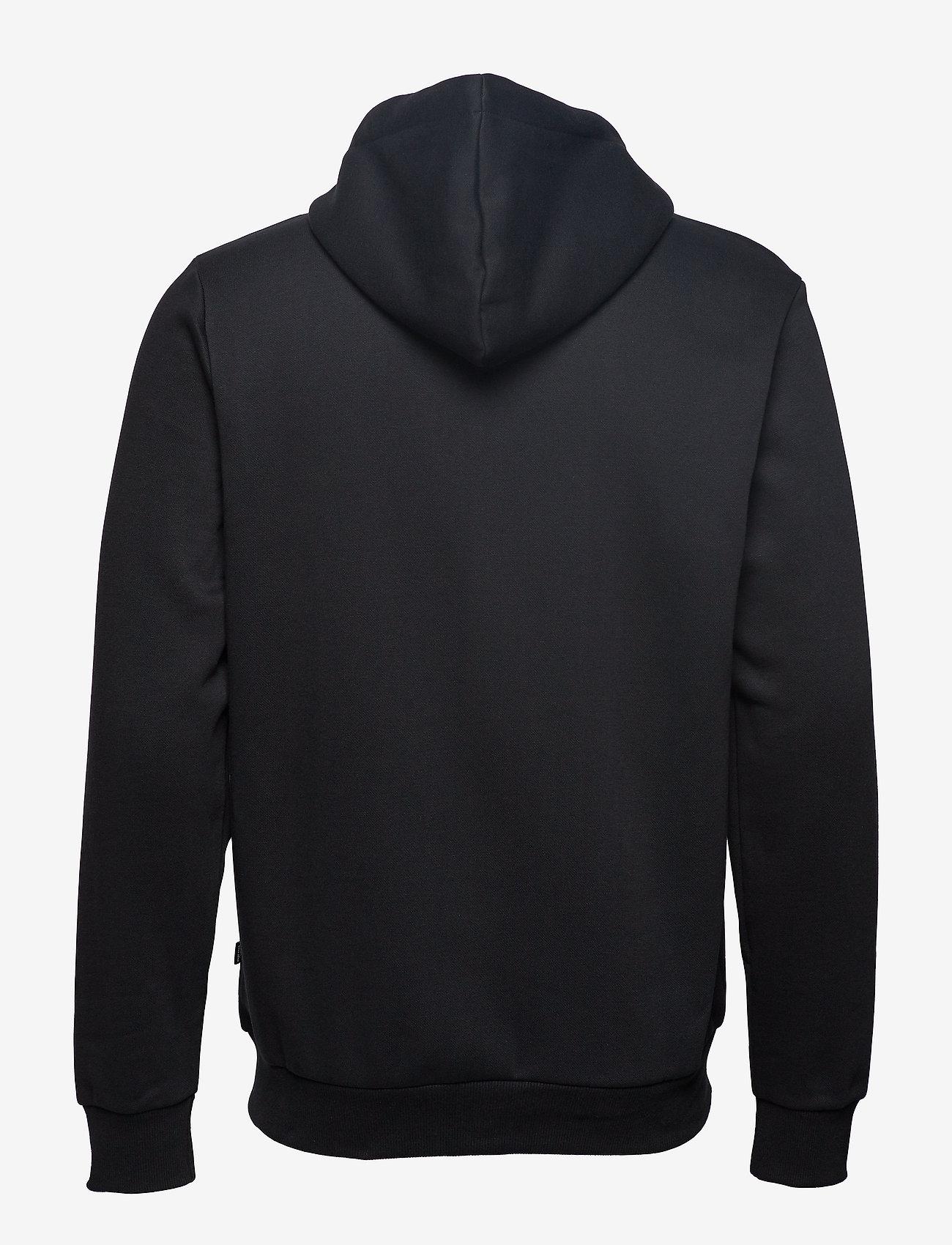 PUMA - ESS FZ Hoody FL - hoodies - puma black - 1
