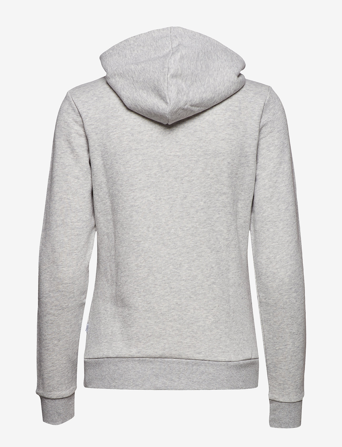 PUMA - ESS Logo Hoody FL - hupparit - light gray heather - 1