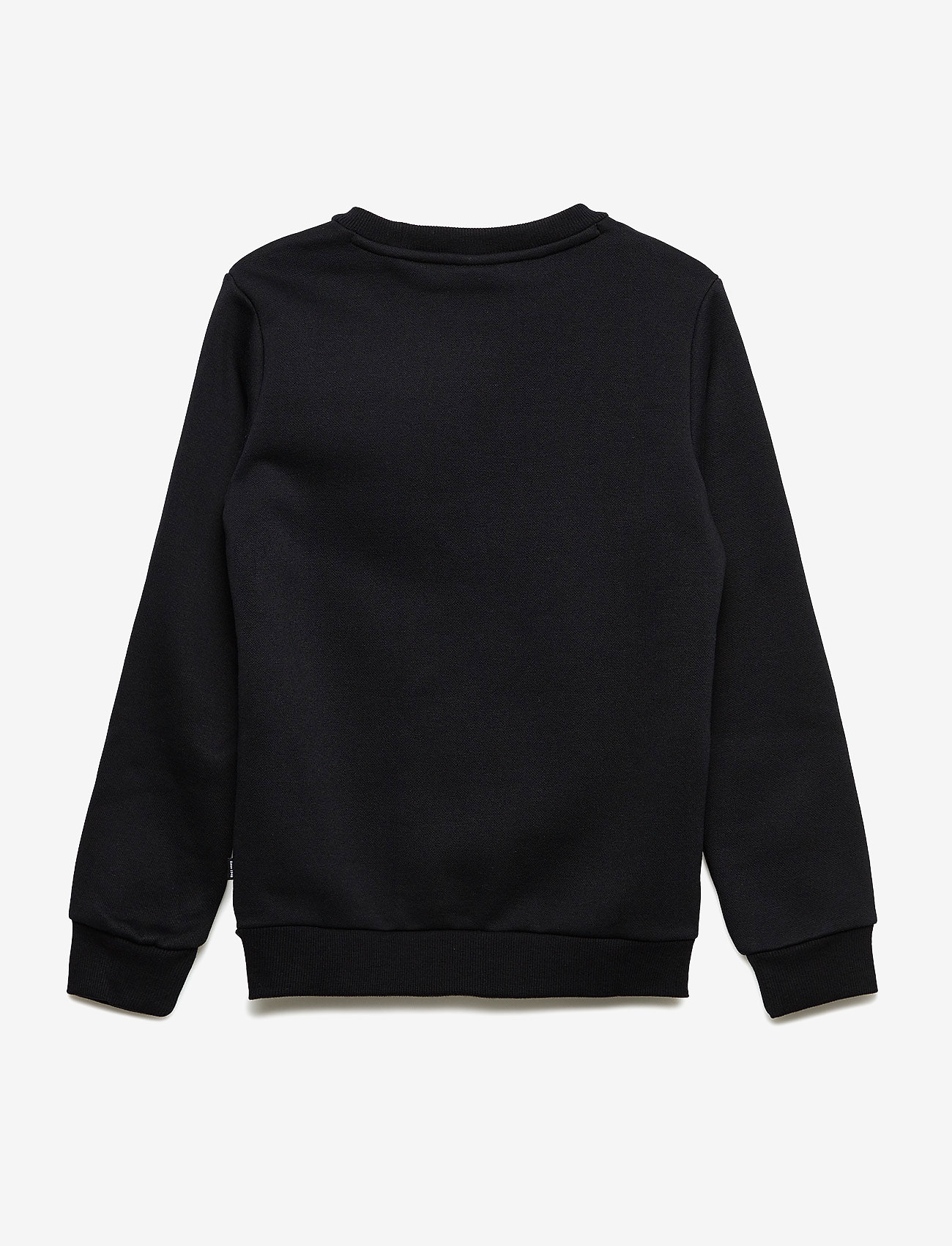 PUMA - ESS Logo Crew Sweat FL B - sweatshirts - cotton black - 1