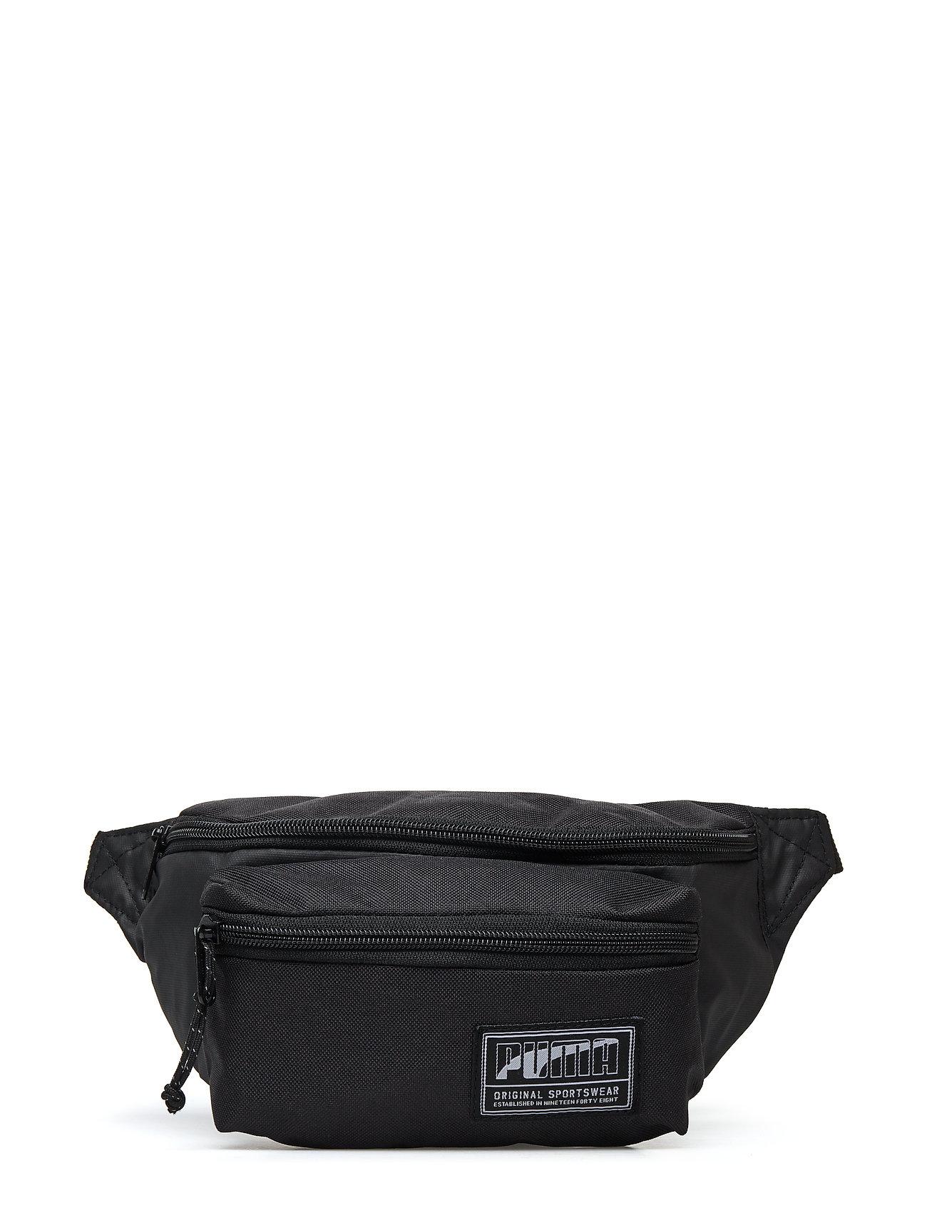 e1cf2049e8 Puma Academy Waist Bag (Puma Black) (£19) - PUMA -