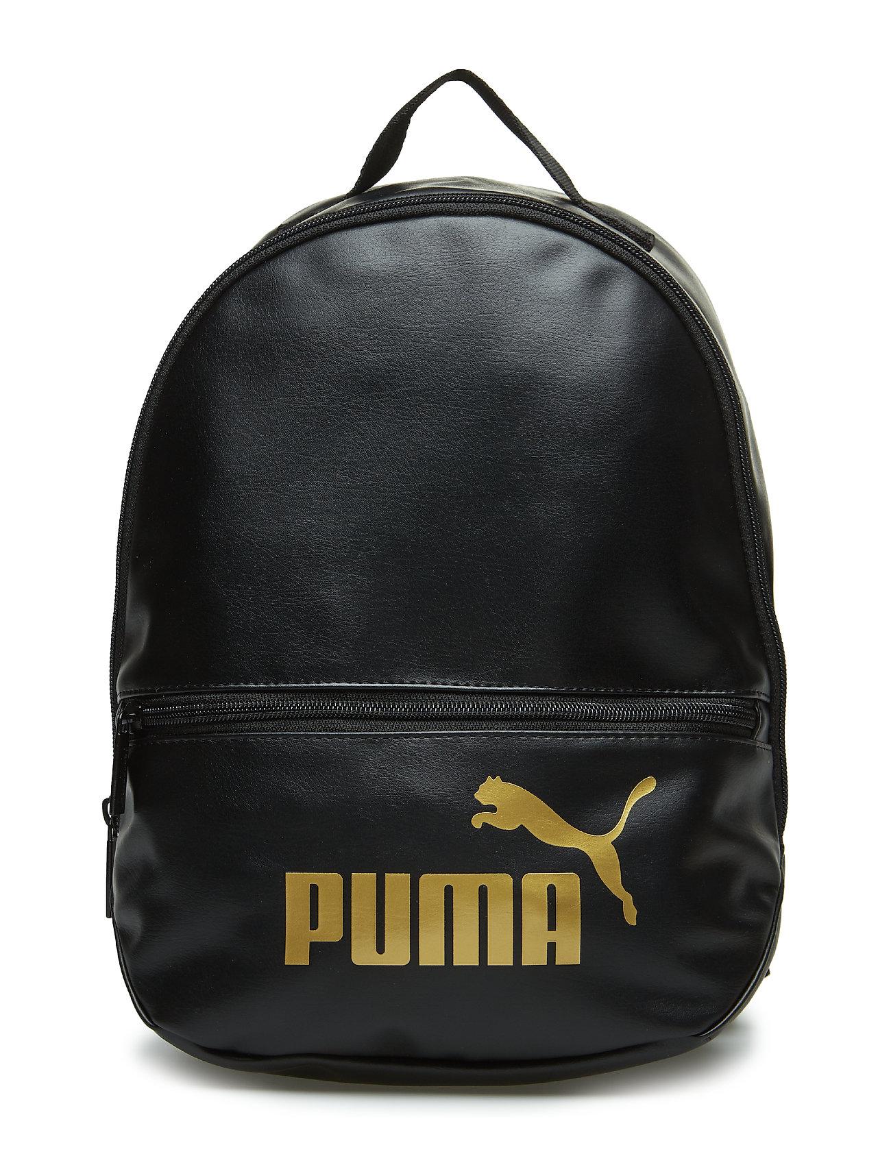 Wmn Core Up Archive Backpack (Puma Black) (£27.20) - PUMA -  8a3a7b2d4542f