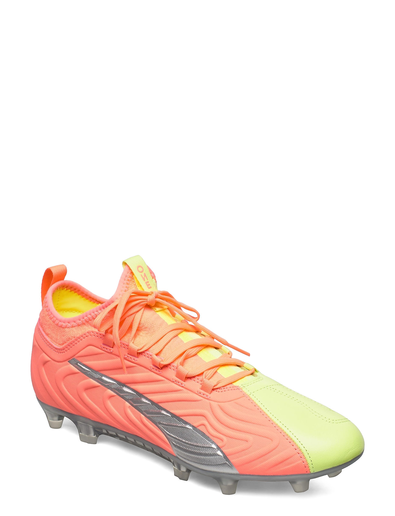Image of Puma 20.3 Fg/Ag Osg Shoes Sport Shoes Football Boots Orange PUMA (3463419319)