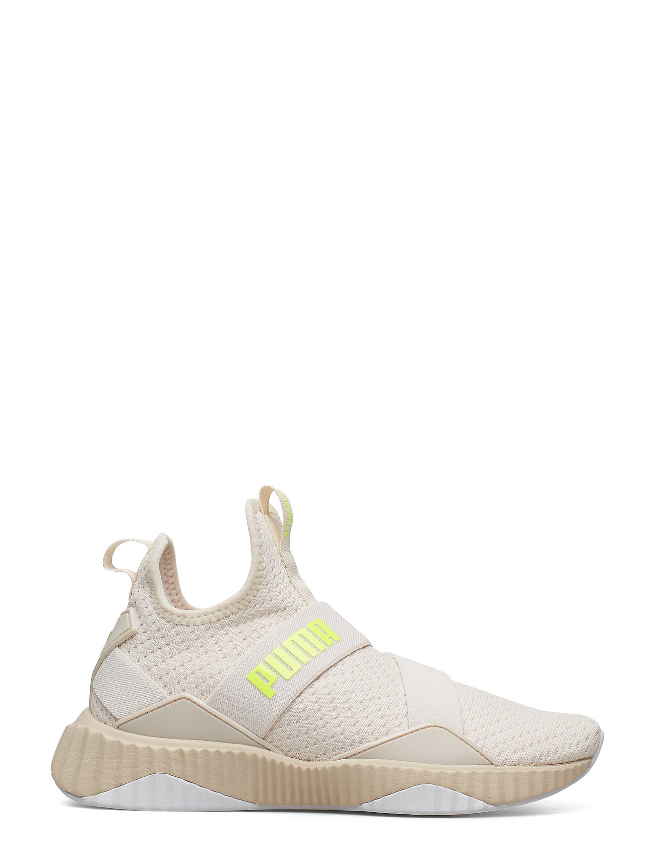 Defy Mid Core Wns High top Sneakers Creme PUMA
