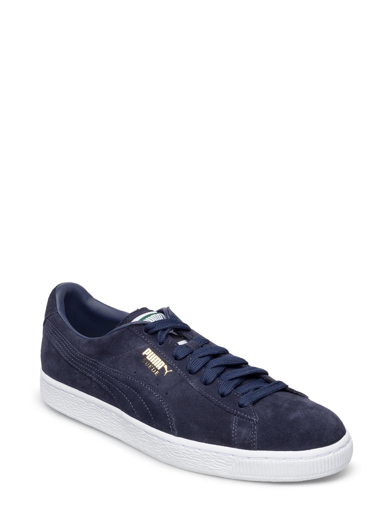 145b9c4a62f9 Suede Classic + (Peacoat-peacoat-white) (£79) - PUMA - Shoes